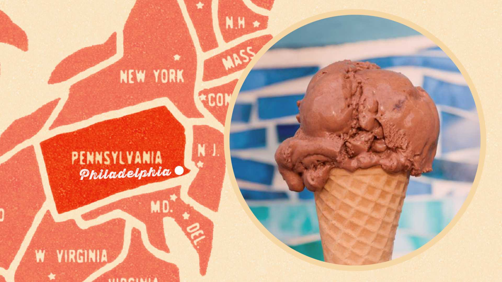 This Philadelphia Ice Cream Business Is Serving Up a Double Scoop of Weird