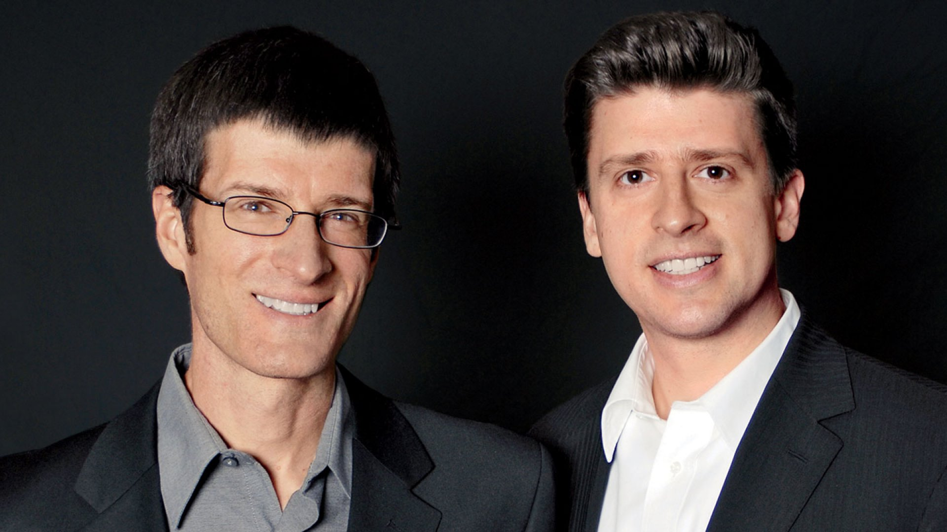 <b>The Right Calls:</b> The key to making good decisions quickly? Pretend you're someone else, says Dan Heath (right, with his brother Chip).