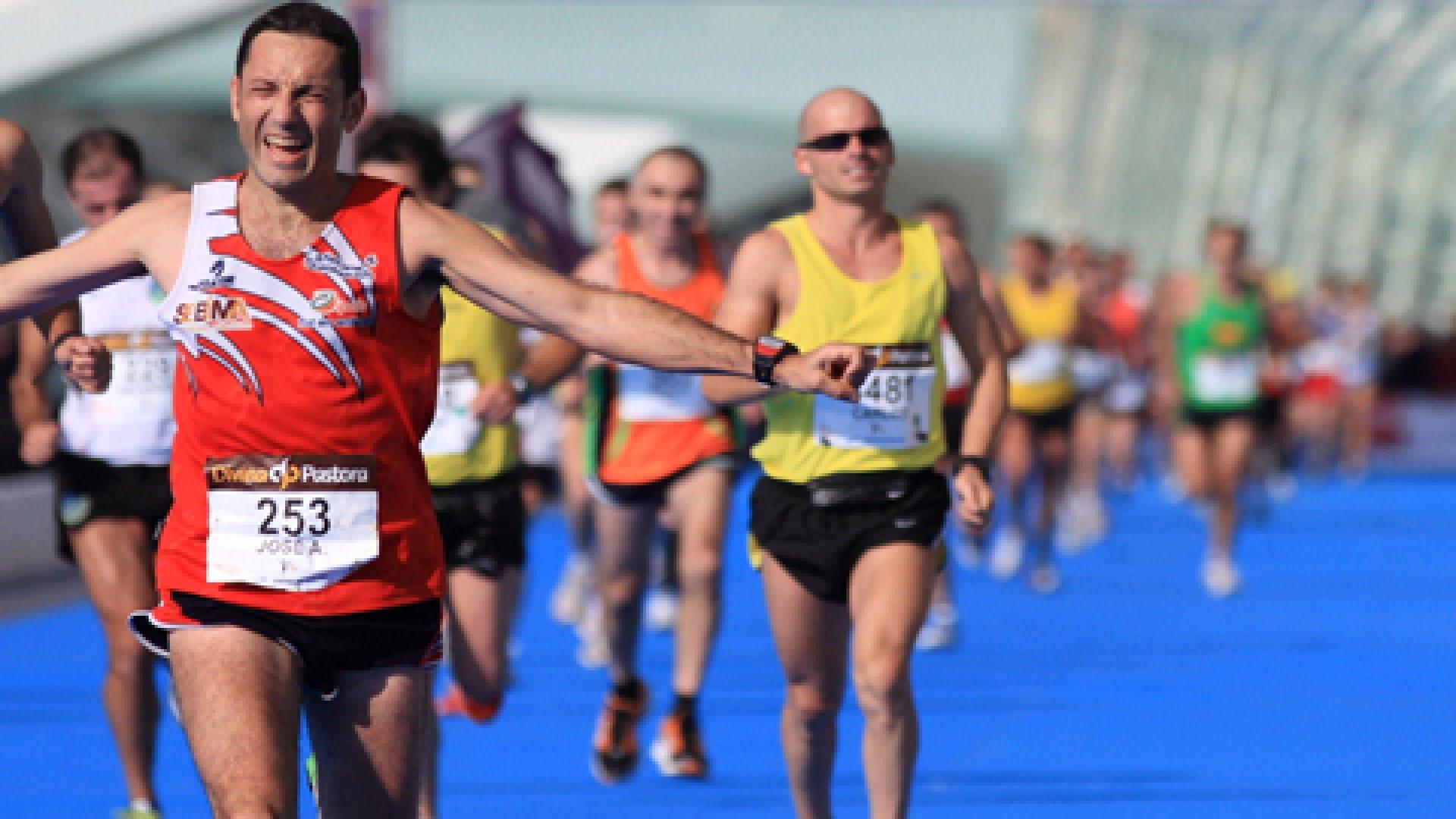 Success is a Marathon