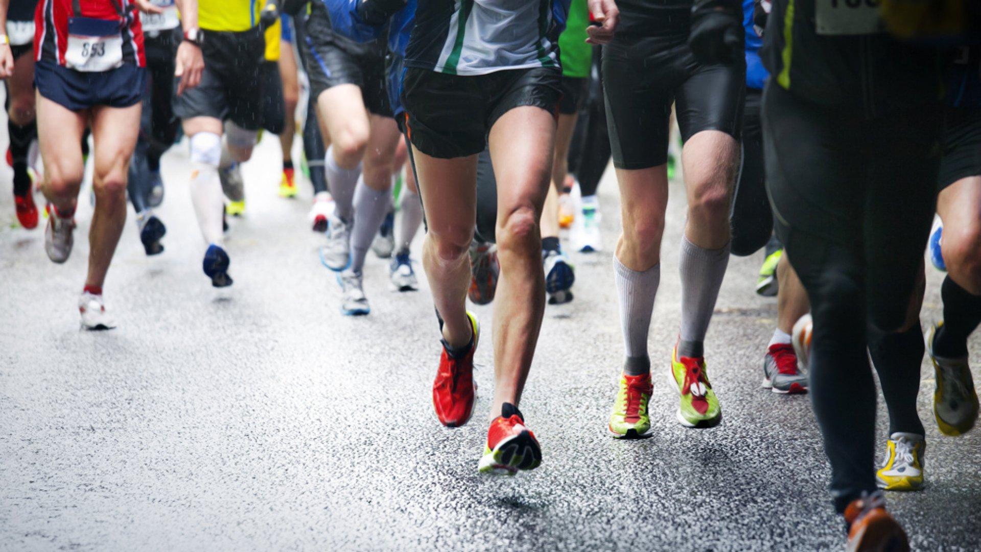 It's a Marathon, Not a Sprint: The Real Reason Start-ups Fail