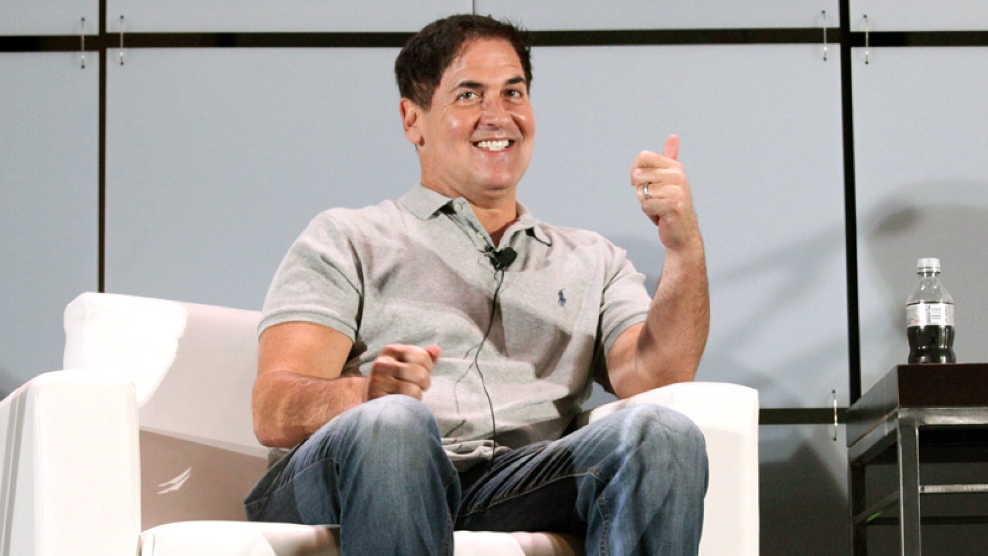 Why Mark Cuban Hates Public Speaking, Phone Calls--and Lunches