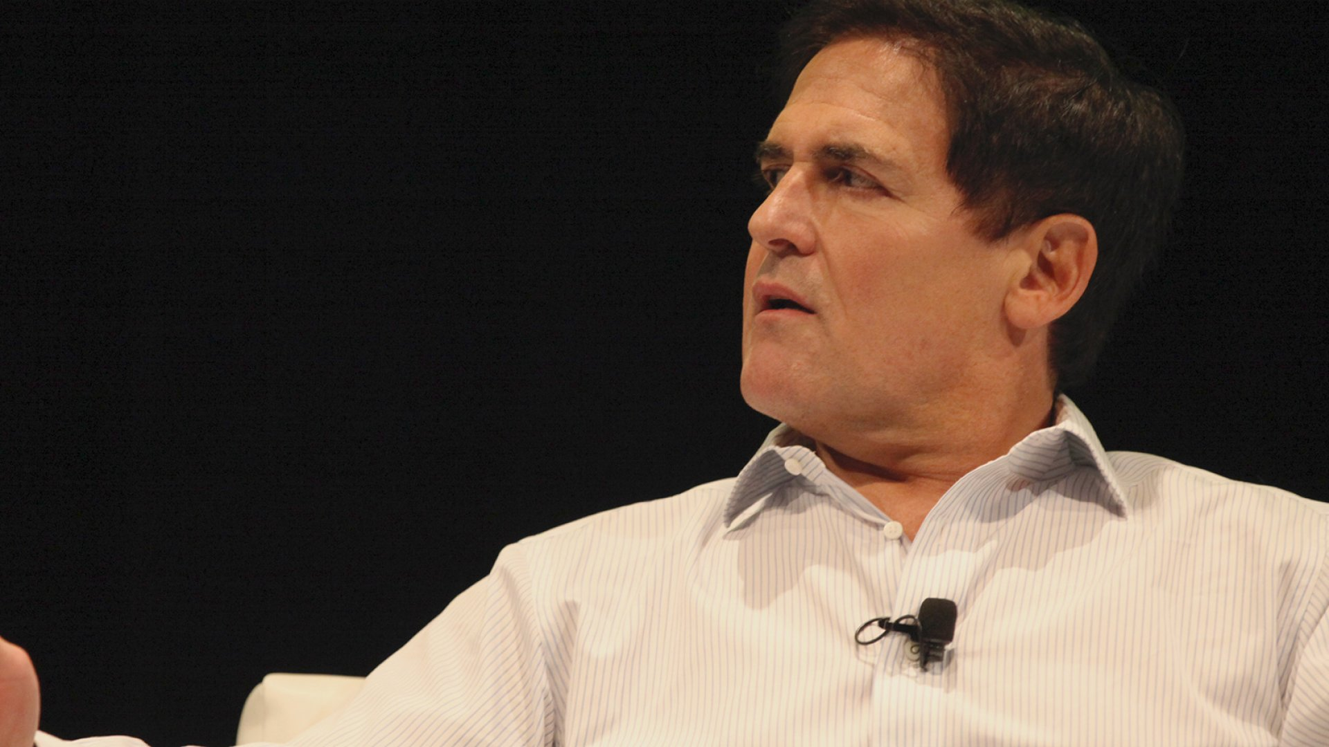 Mark Cuban: Trump's Infrastructure Plan Is Stuck in the Past