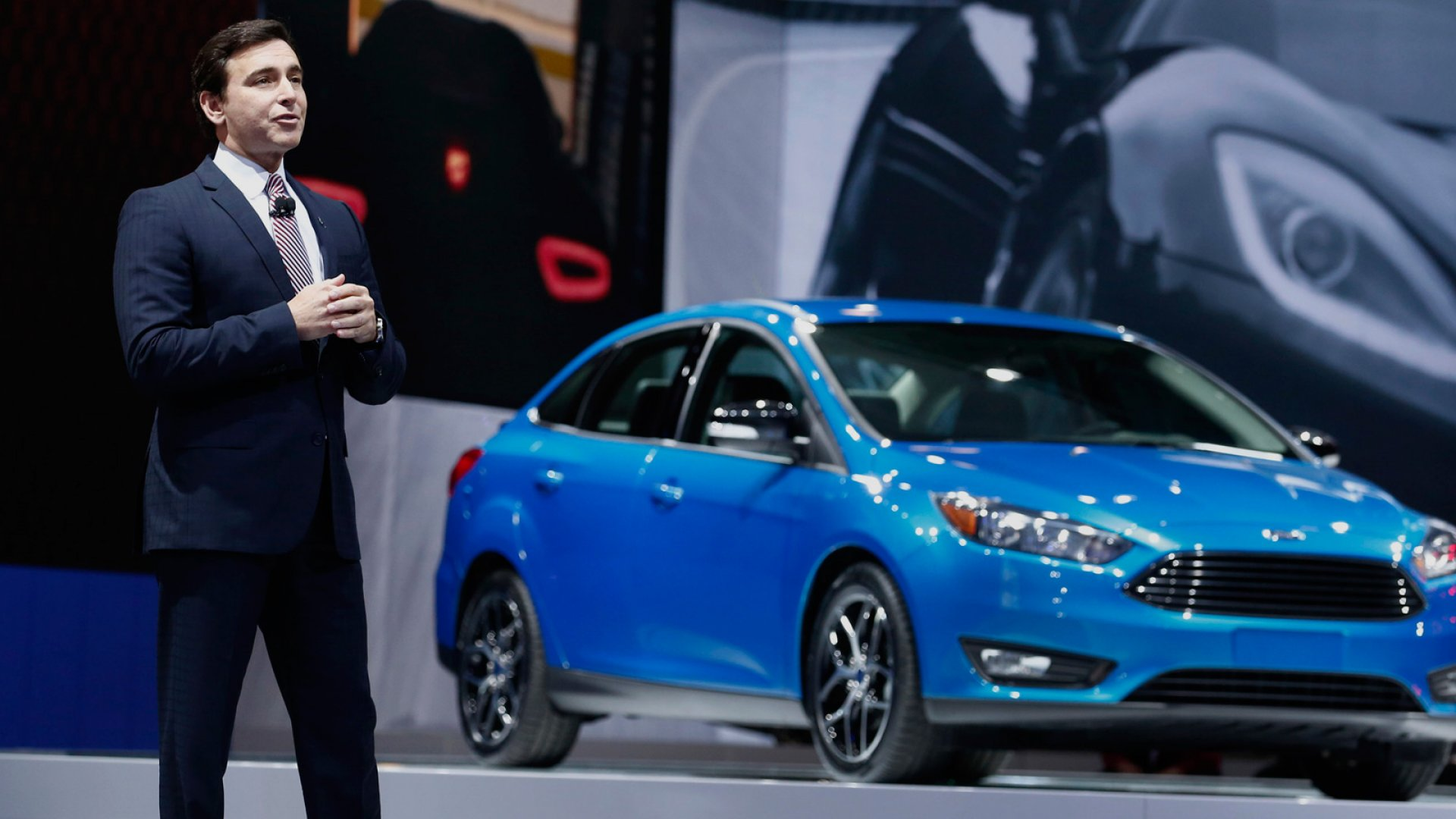 What You Can Learn From Ford's Plans to Disrupt Itself