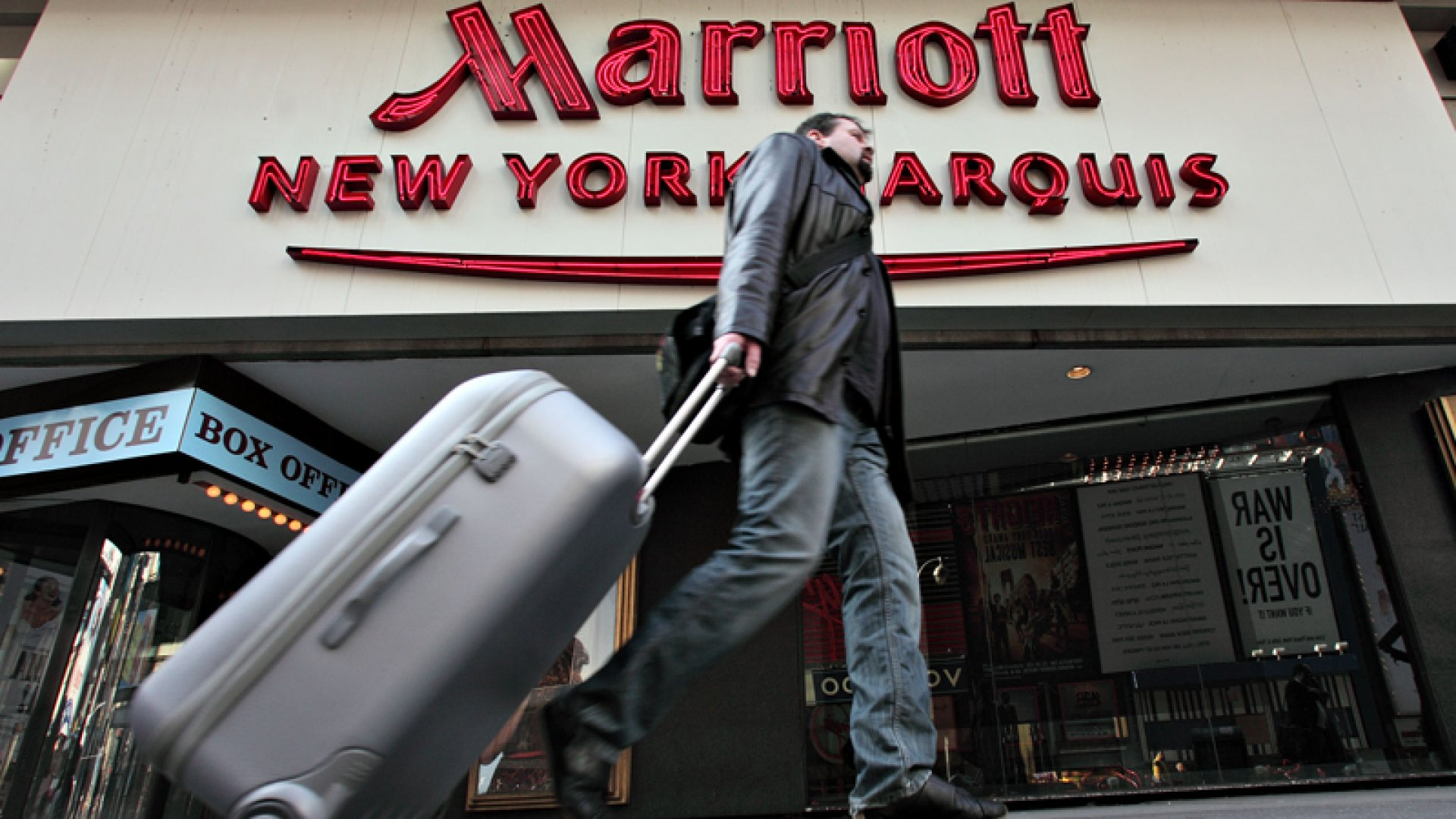 Marriott Abandons Quest to Block Personal Wi-Fi Hot Spots