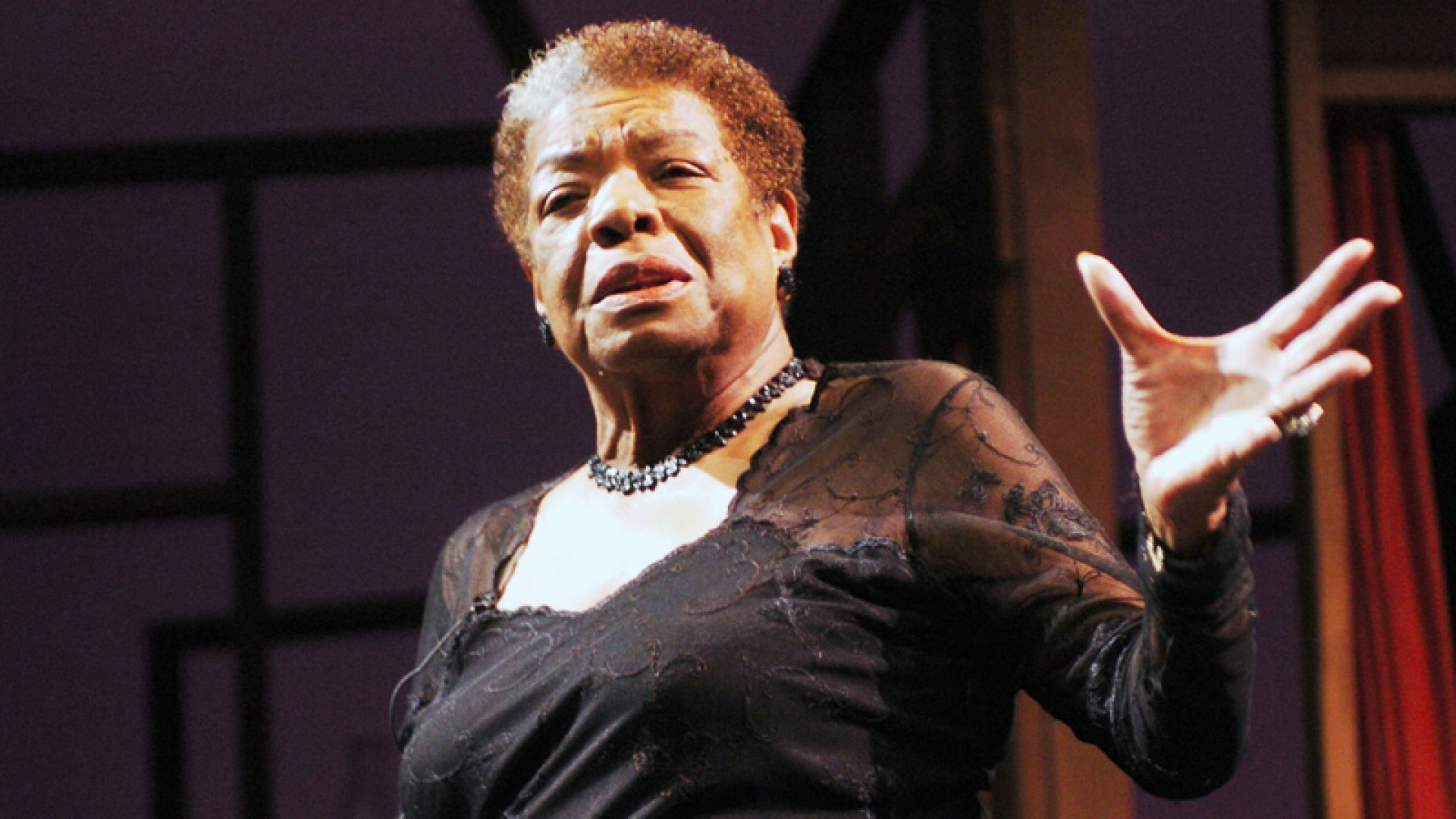 The Creative Process of the Legendary Maya Angelou