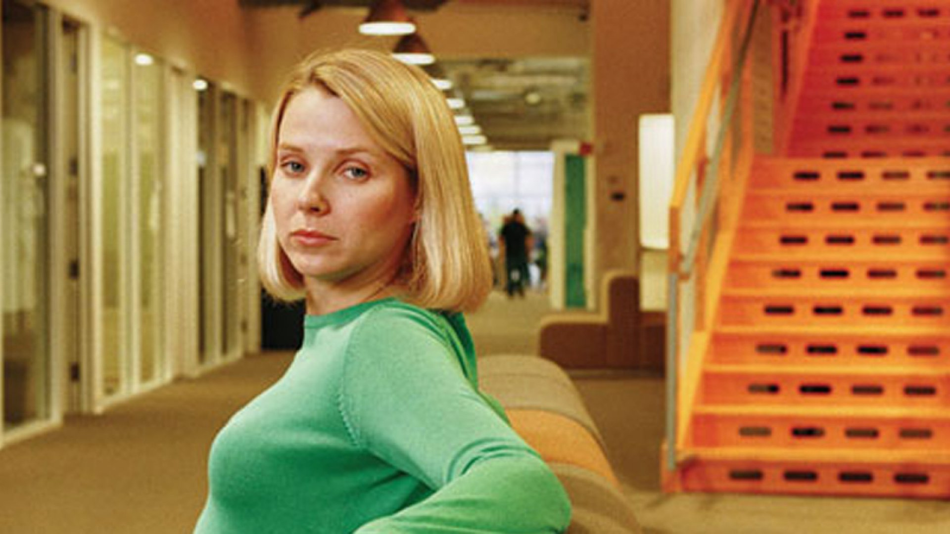 How Yahoo CEO Marissa Mayer Connects with Customers