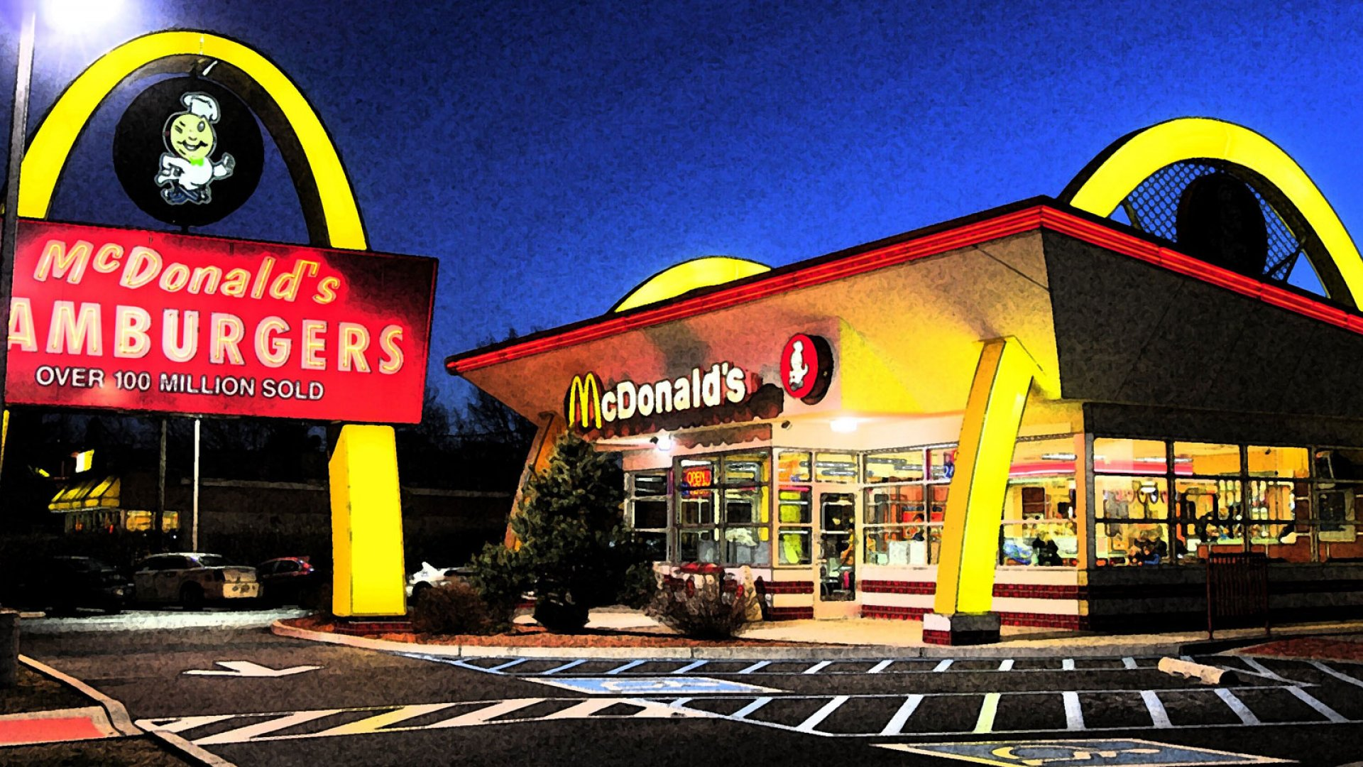 McDonald's Workers Advised to Treat Burns With Condiments