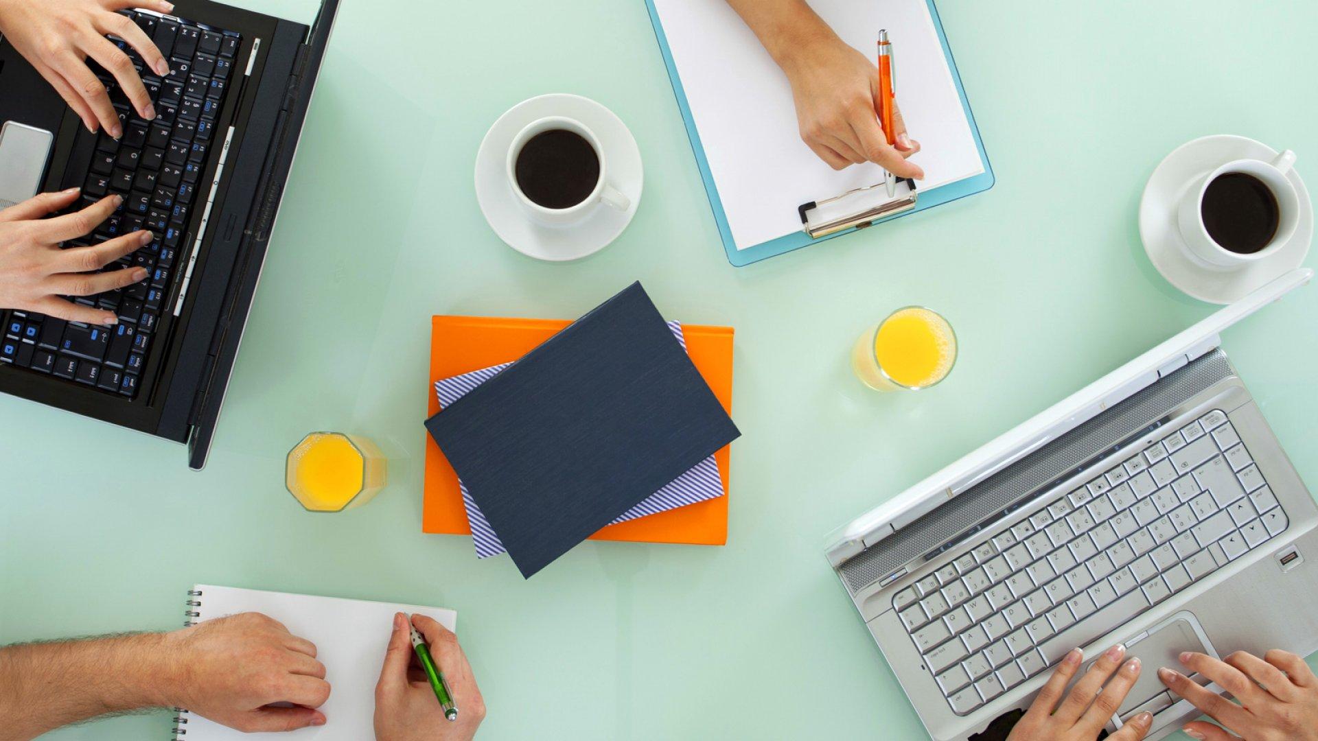 7 Steps to Turn a Ho-hum Meeting Into a Success
