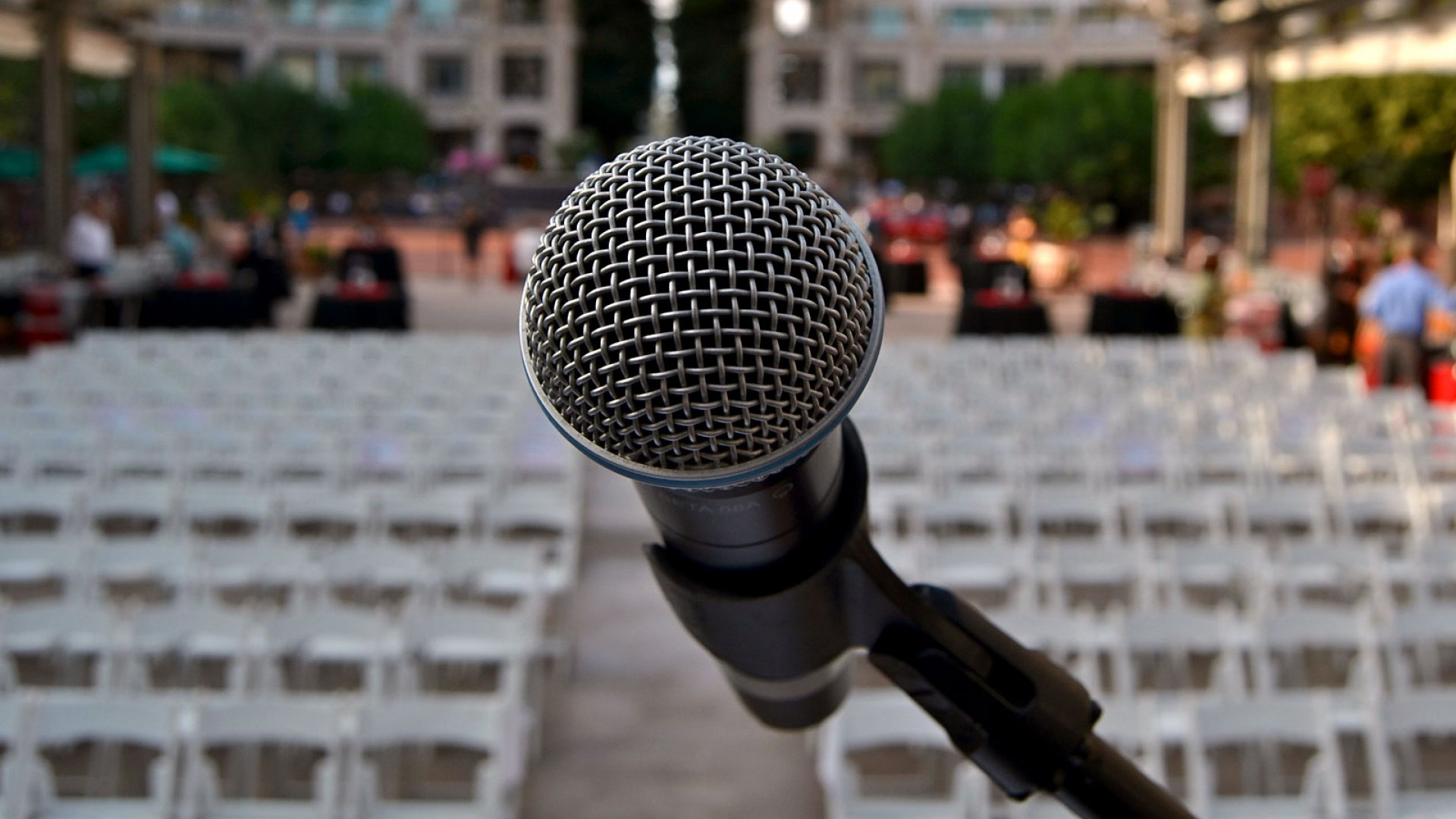 Grow Your Brand Through Public Speaking