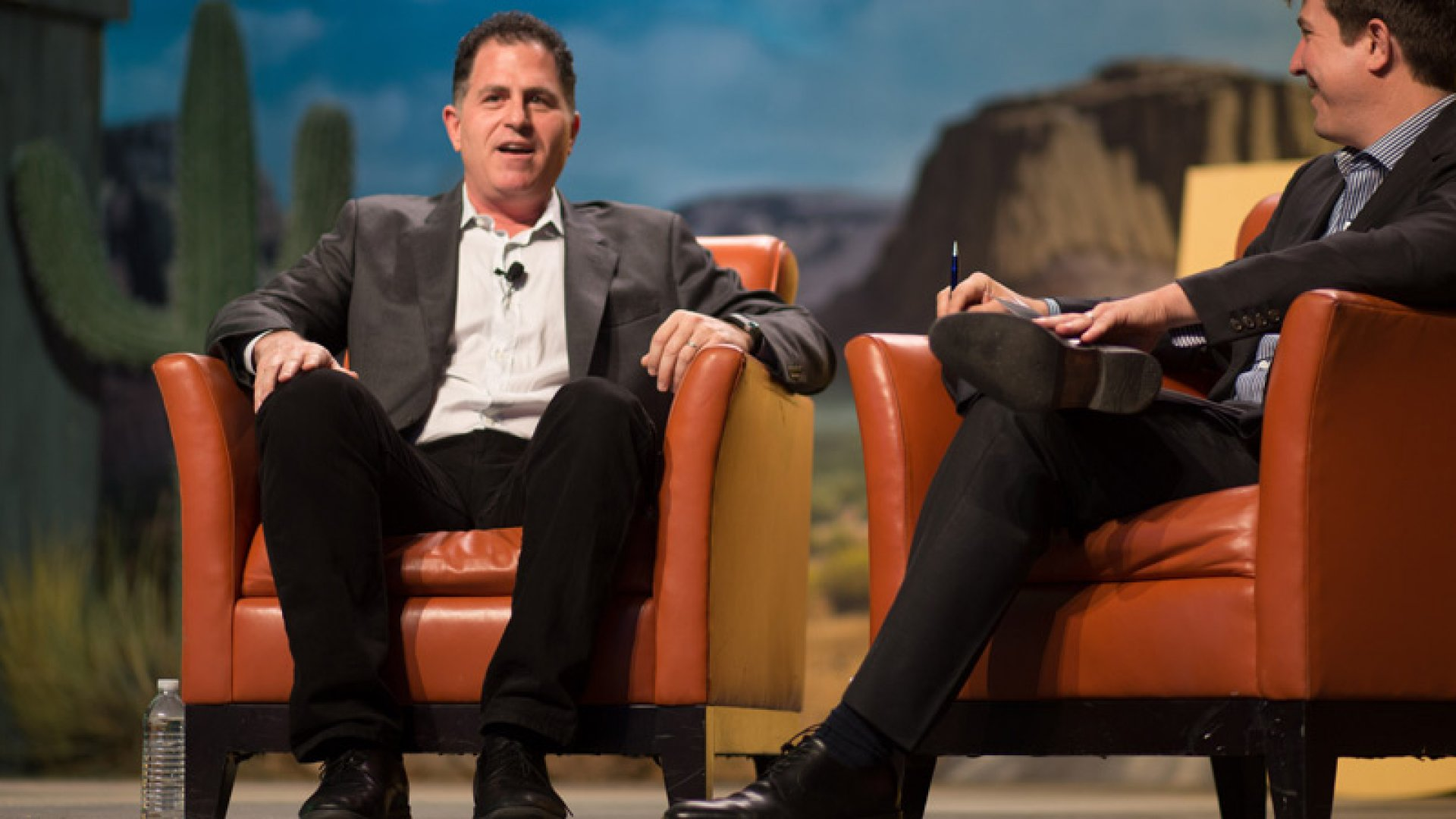 Michael Dell on Carl Icahn, Hewlett Packard, and the Entrepreneurs He Most Admires