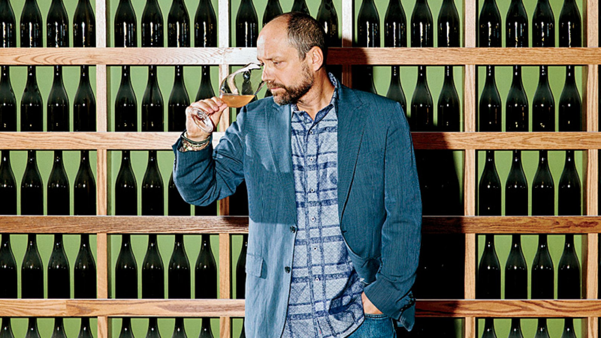 From New York to Napa: Meet the Man Behind City Winery