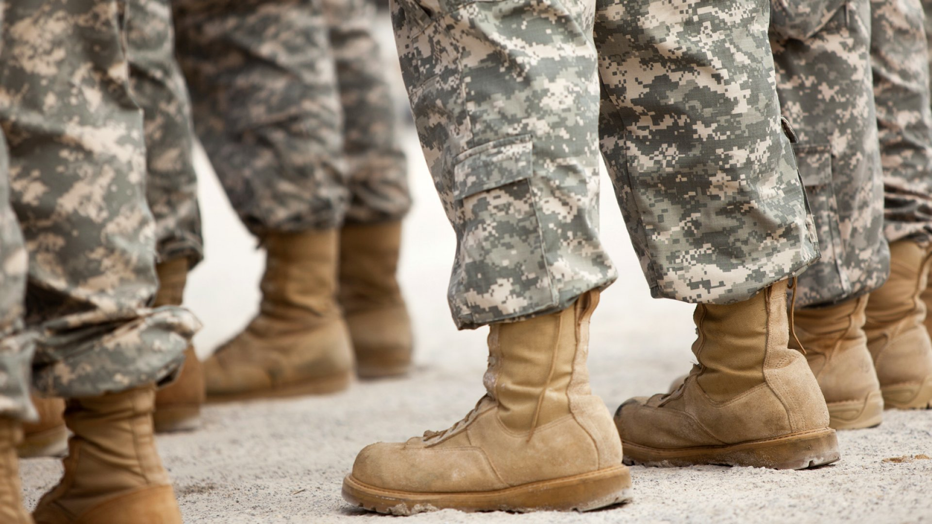Veterans Make Great Entrepreneurs. Here's Why They Need More Support