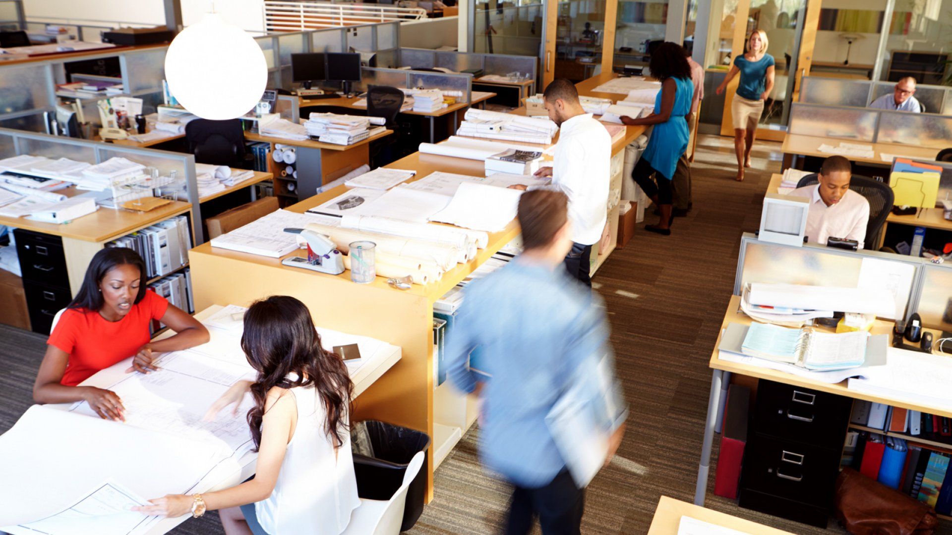 For Modern Employees, Peers Matter More Than Beers