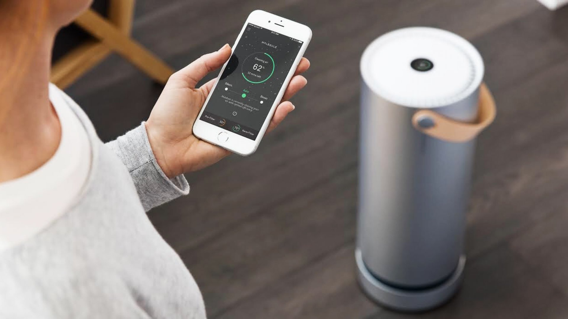This Family-Run Startup's 20-Year Journey to Create the World's Most Powerful Air Purifier