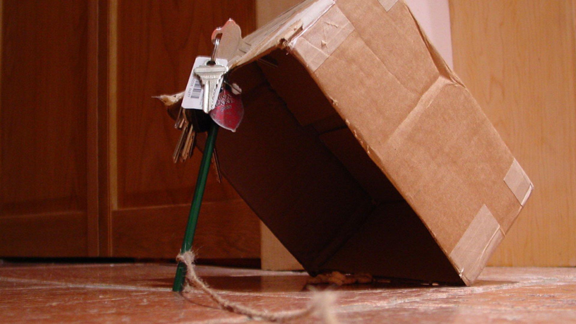 The Sticky Customer Trap