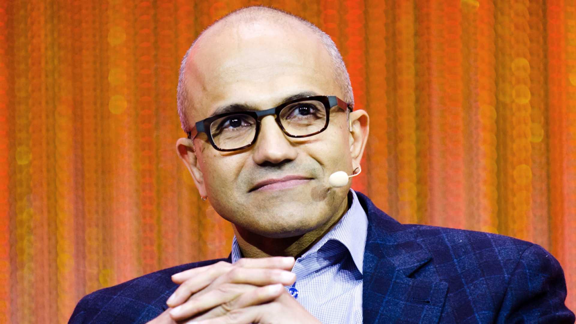 There's Hope for Microsoft, and His Name Is Satya Nadella