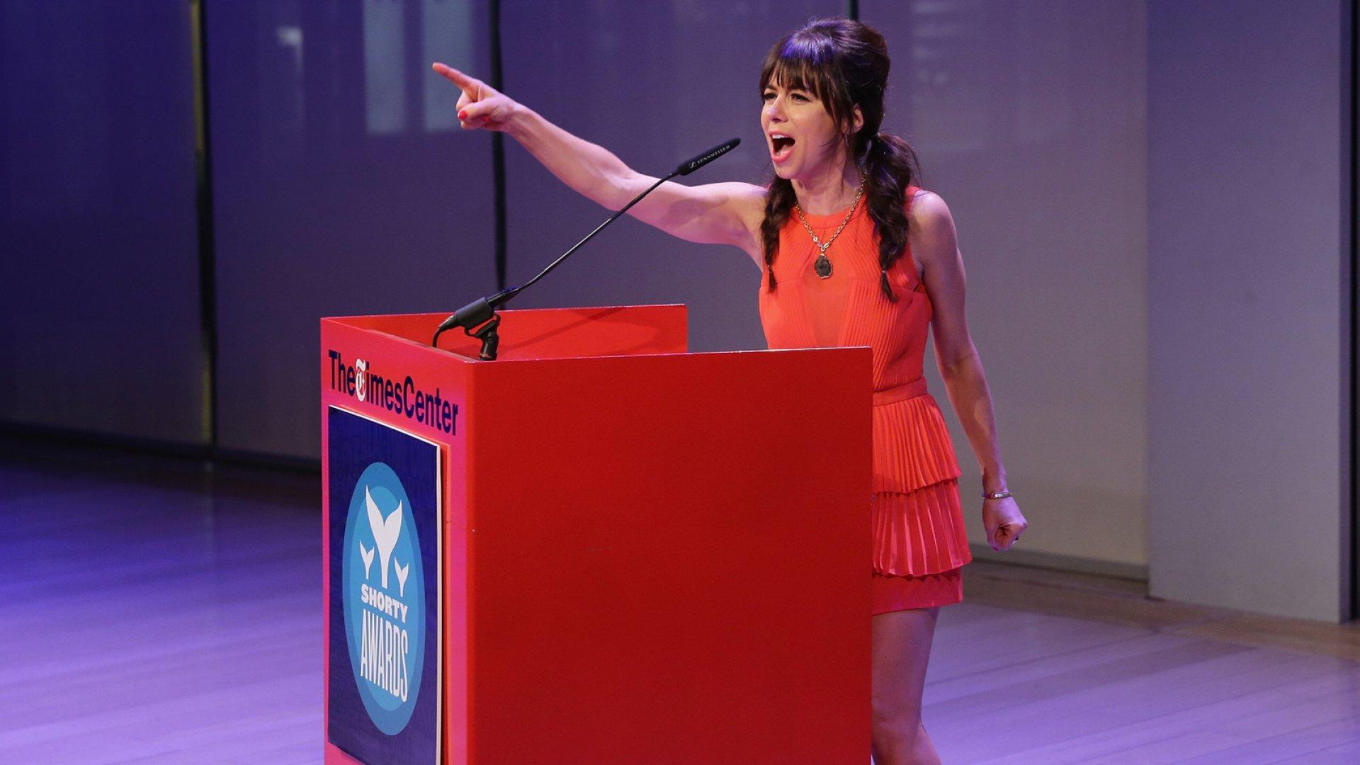 The Shorty Awards Honor Social Media's Role Models