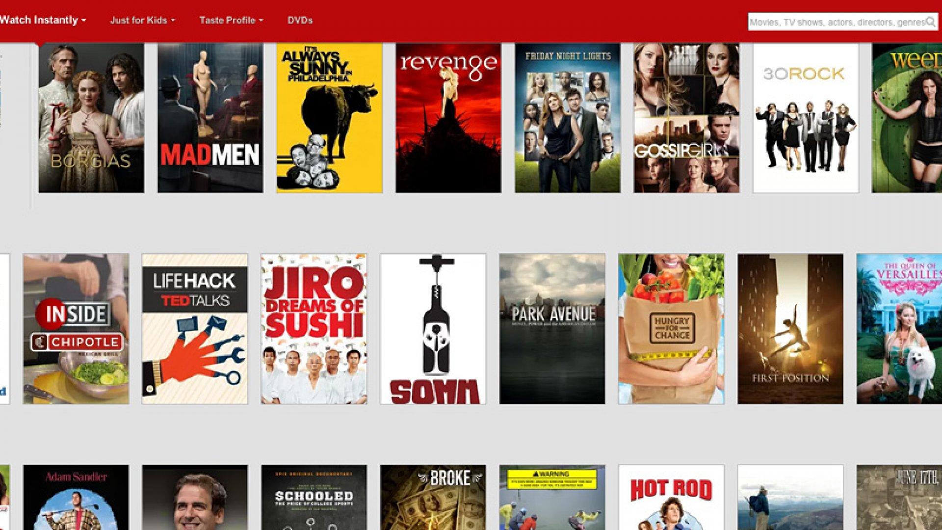 5 Documentaries Entrepreneurs Should Watch On Netflix After Thanksgiving Dinner Inc Com