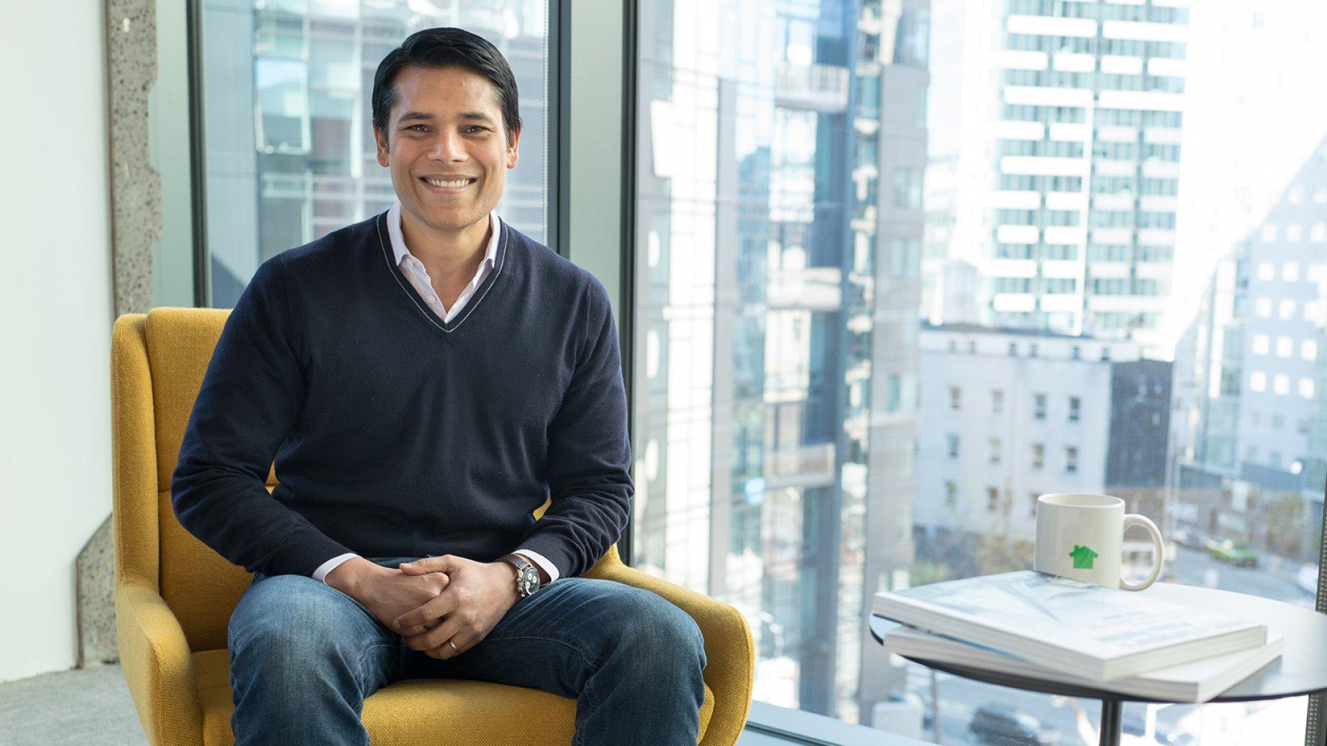 Nirav Tolia, co-founder and CEO of Nextdoor.