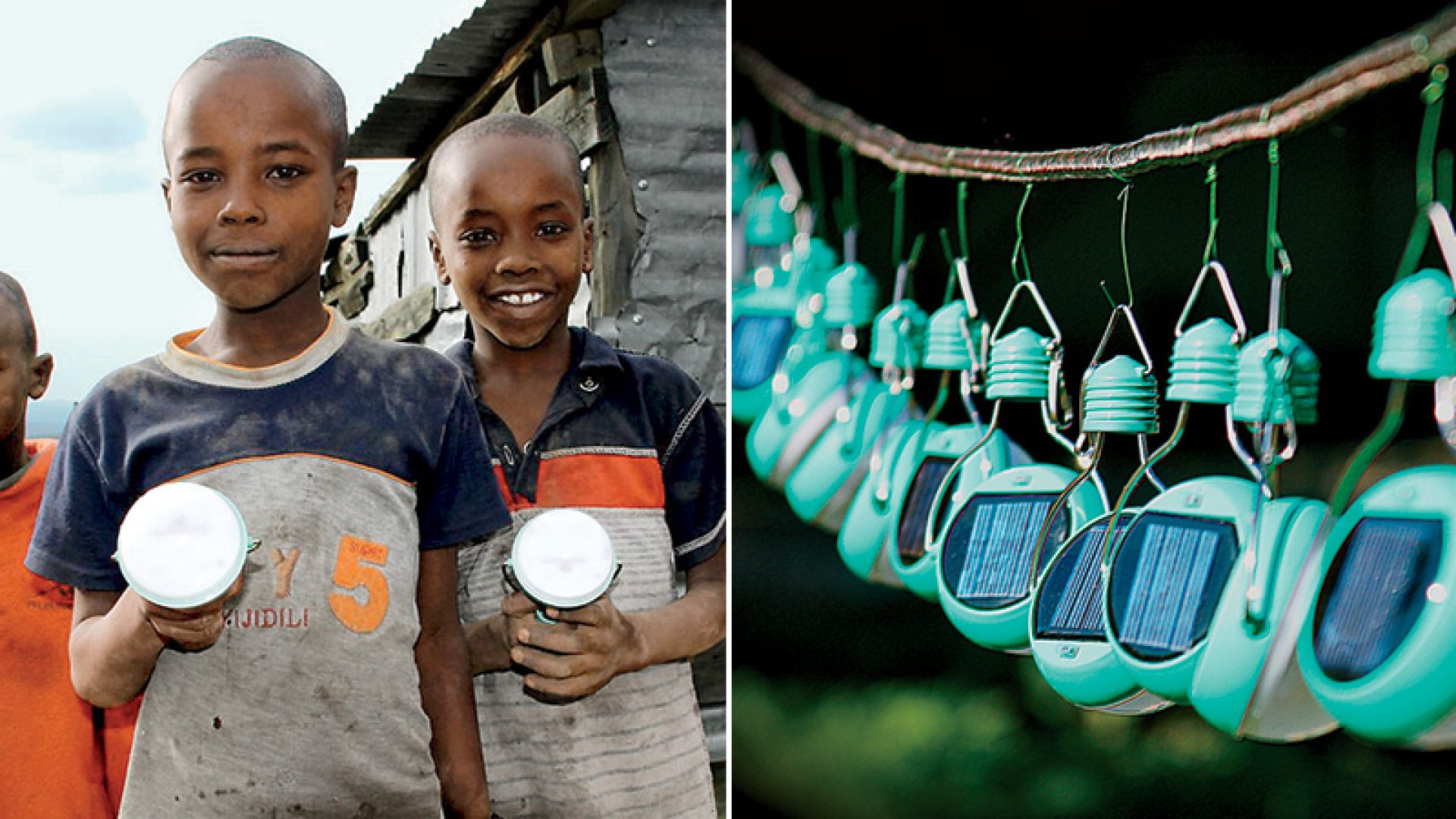 The Entrepreneur Lighting Up Communities in Need