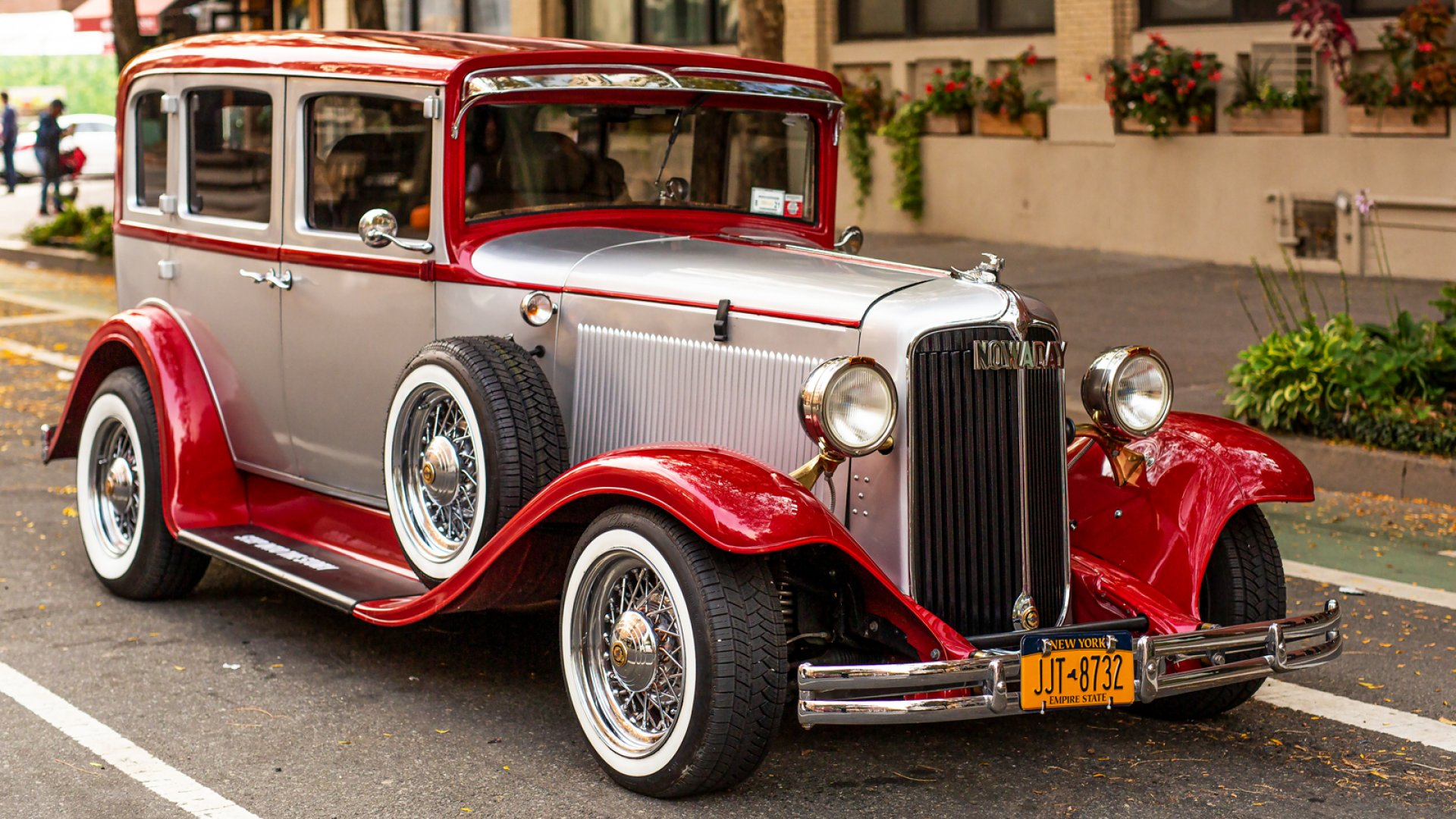 Nowaday's 1932 Chrysler Imperial.