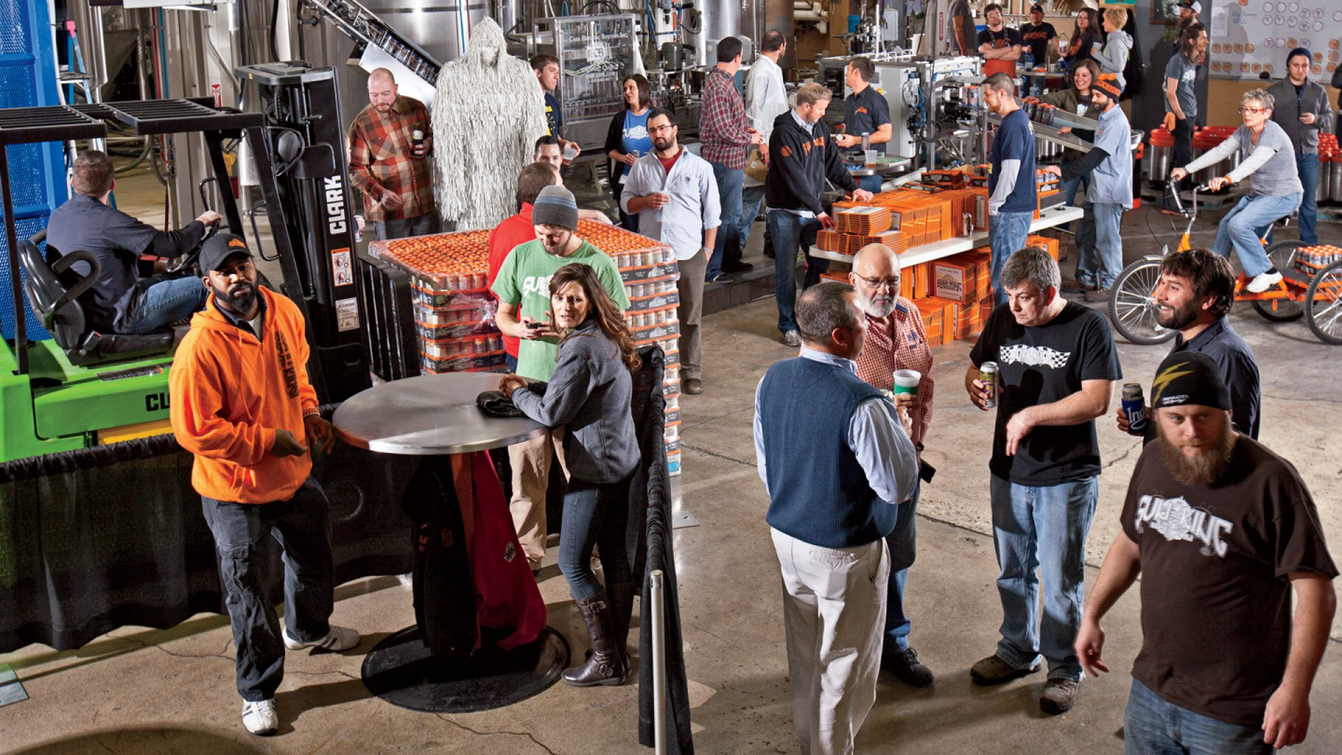 <b>WOULD YOU LIKE TO OPEN A TAB</b> With 85 full- and part-time employees, and no health insurance policy, Sun King Brewing in Indianapolis could face a penalty of $60,000 when  new health care regulations take effect in January 2014.
