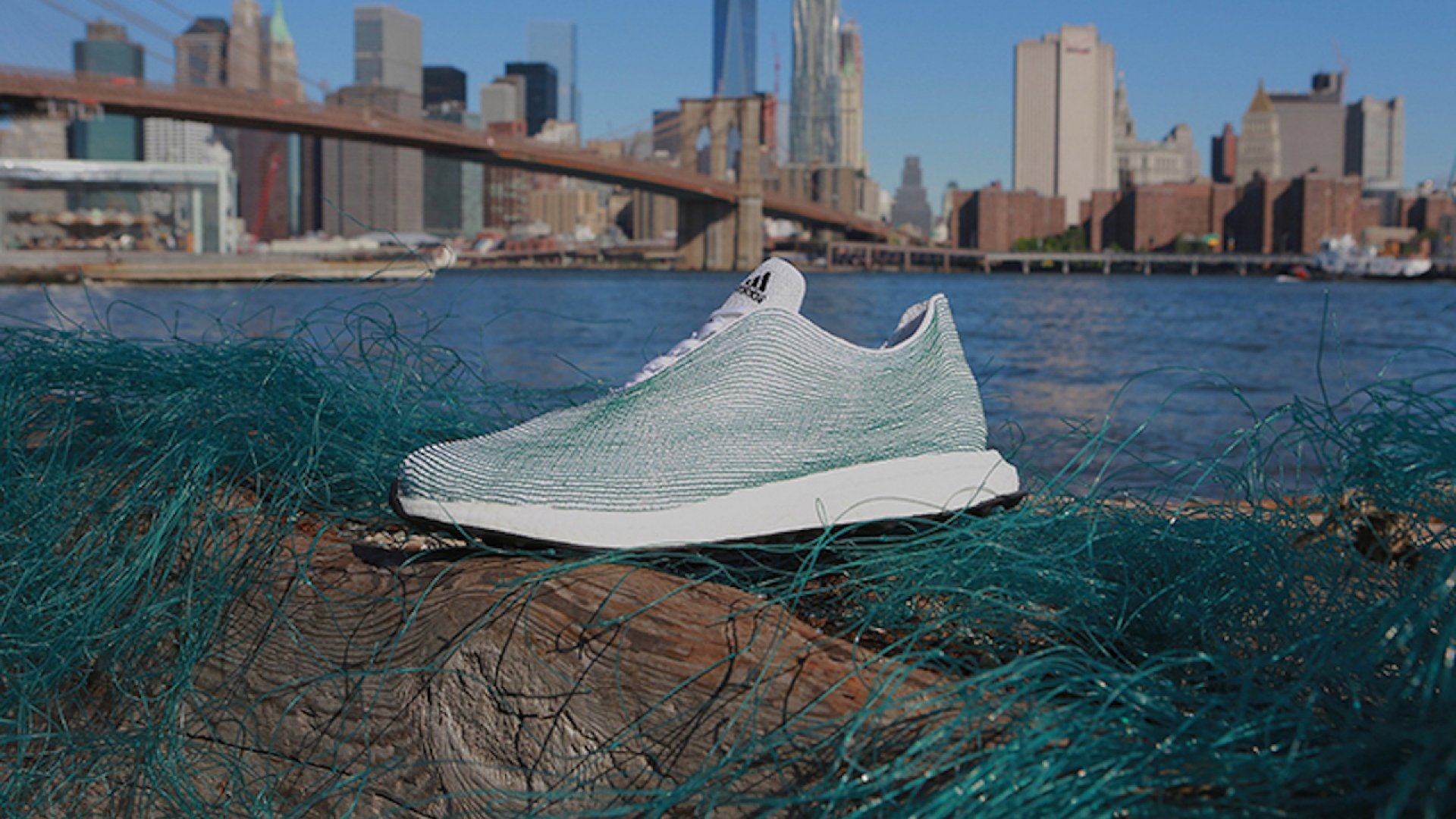 Why Adidas Partnered With This Nonprofit to Make a Shoe Out of Ocean Waste