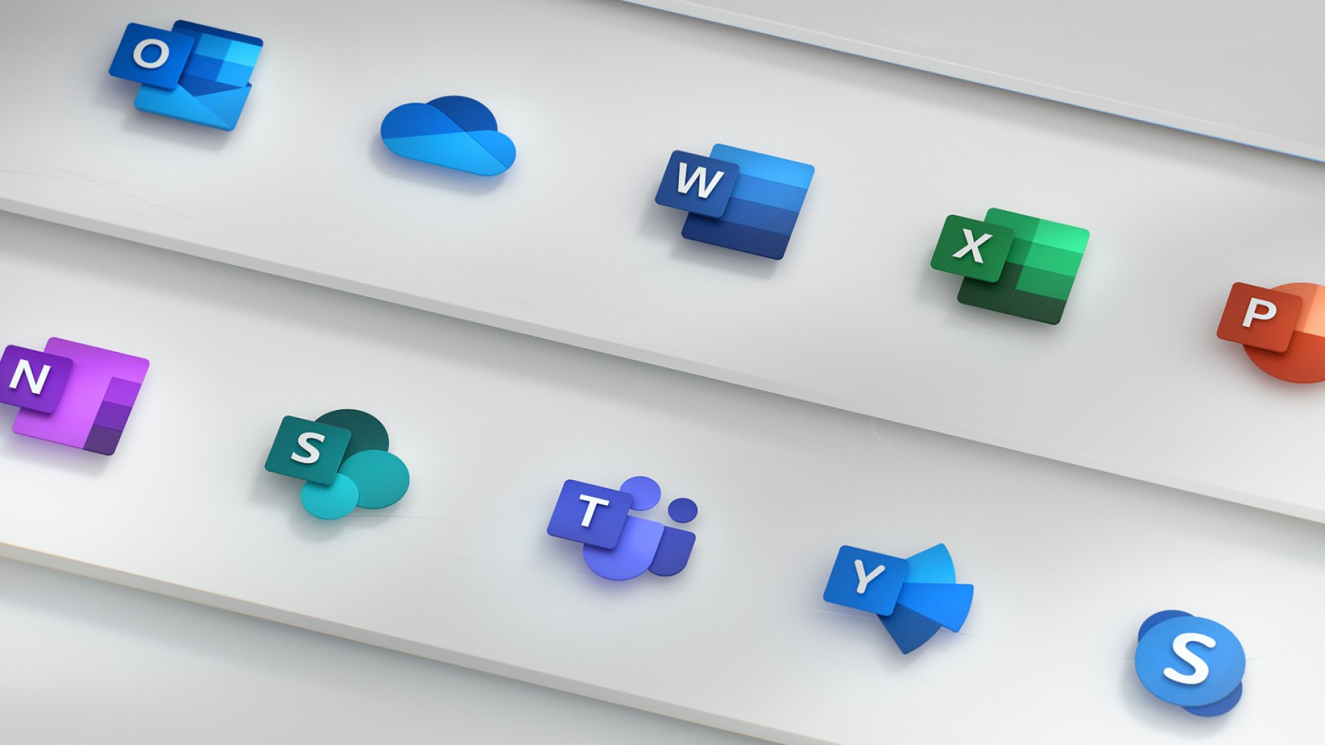 What do you think of the new Microsoft Office icons?