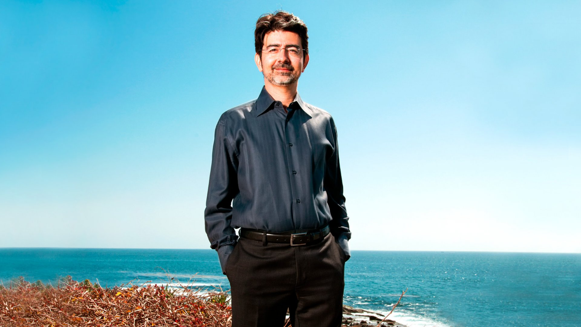 How Pierre Omidyar Turned An Idealistic Notion Into Billions Of Dollars
