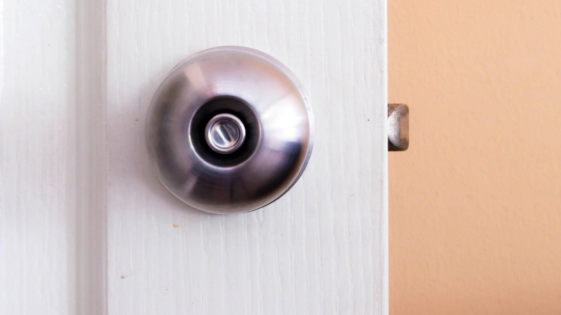 Is Your Door Really Always Open?