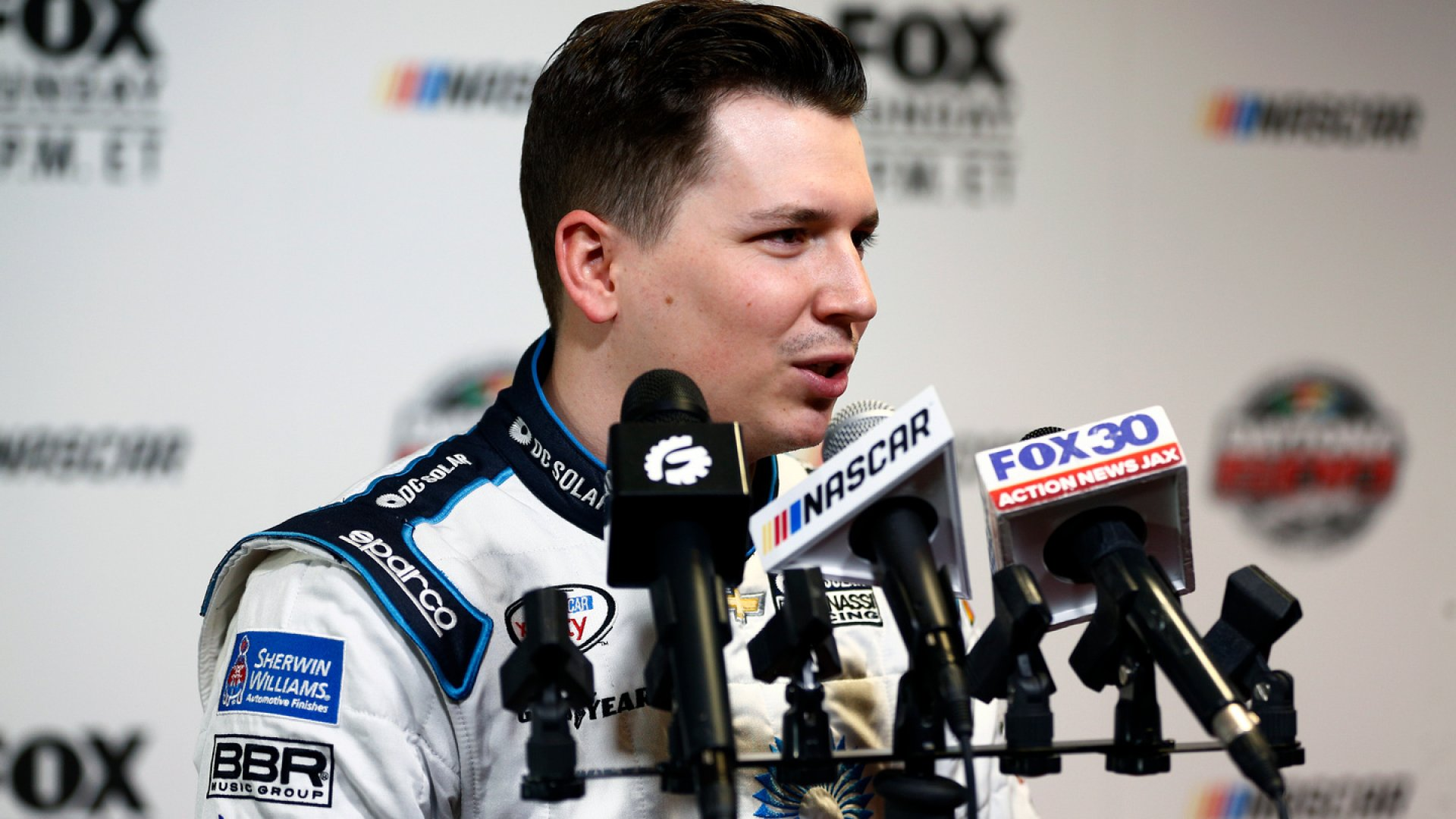 How to Use Video to Build a Personal Brand: NASCAR Driver Brennan Poole