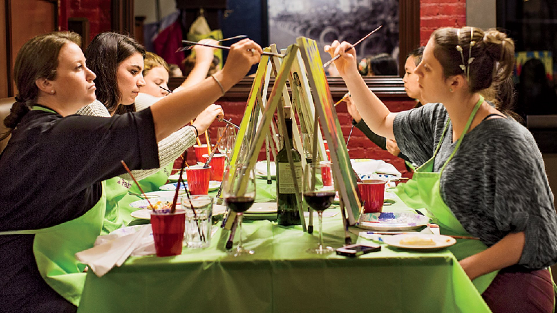 How Paint Nite Started a Party-Planning Revolution