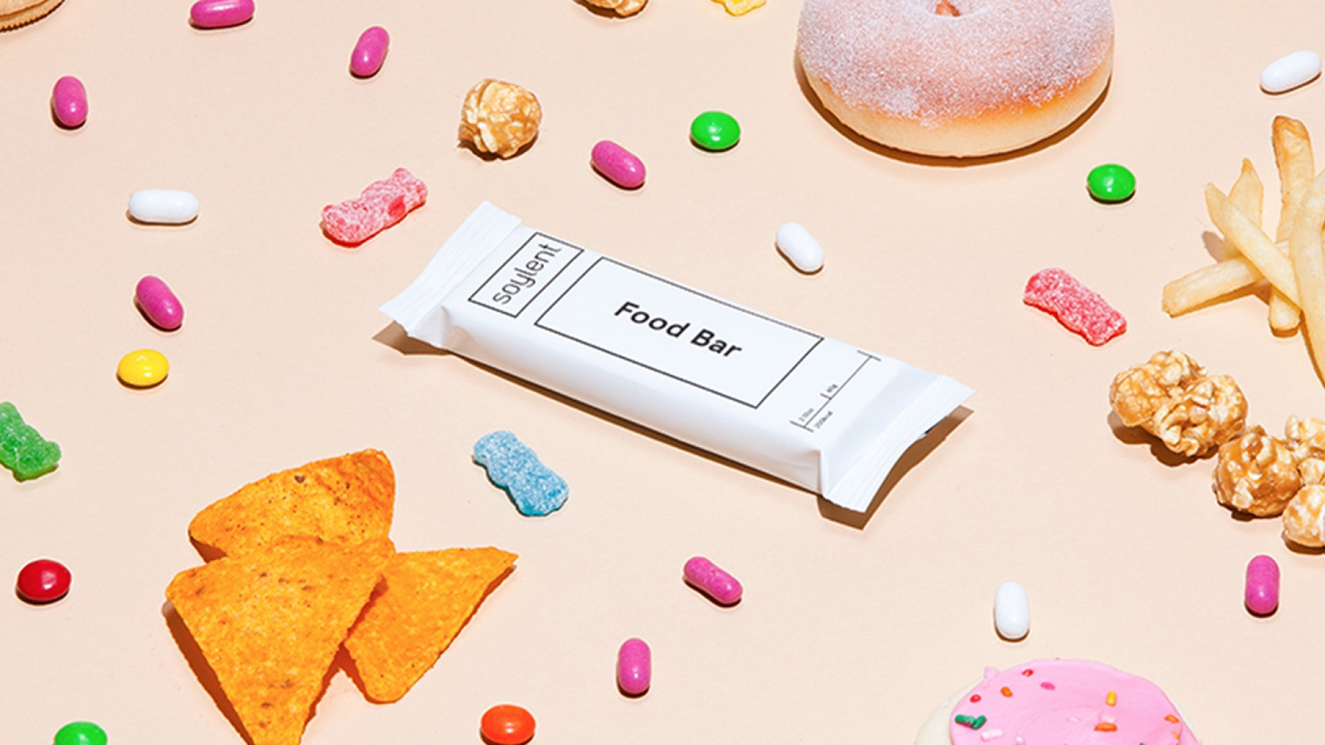 Customers have reported negative physical reactions to the Soylent Food Bar.