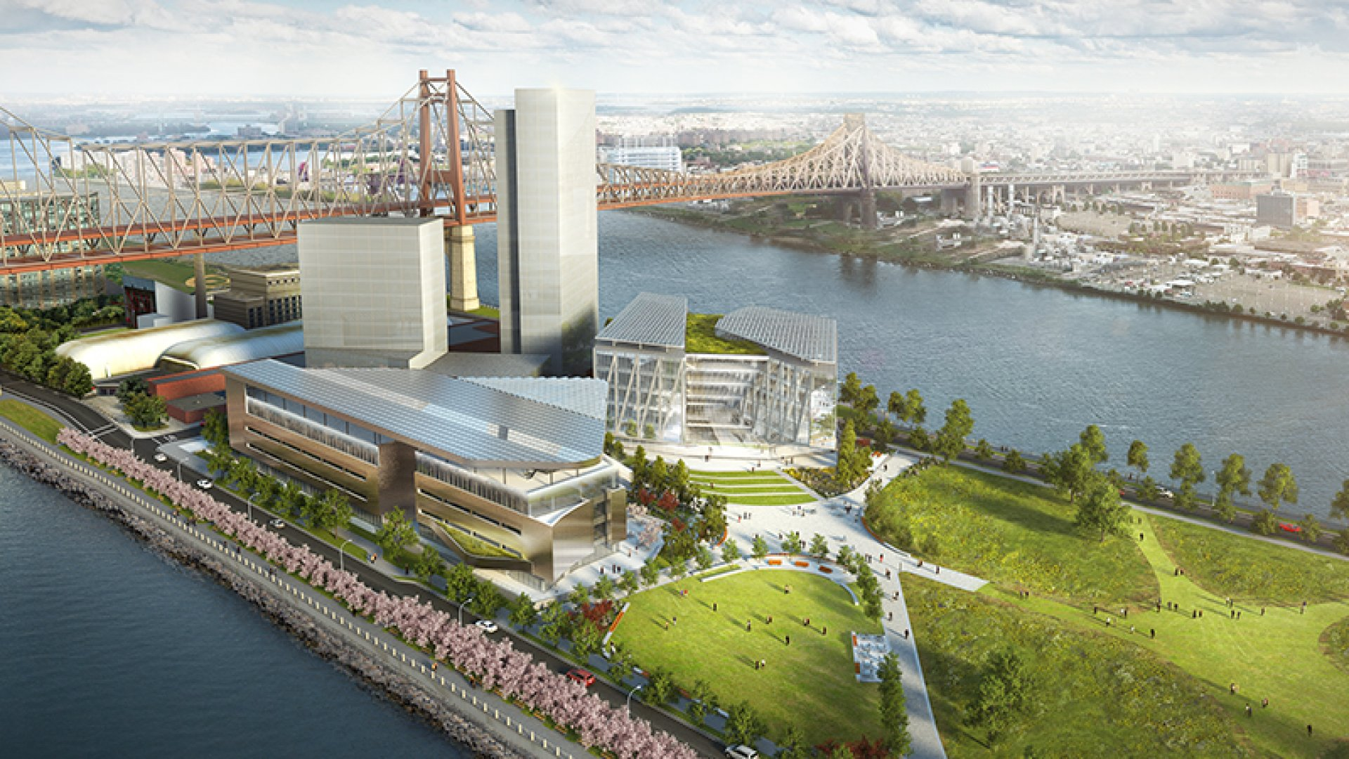 A New Campus for Budding Engineers and Entrepreneurs in New York