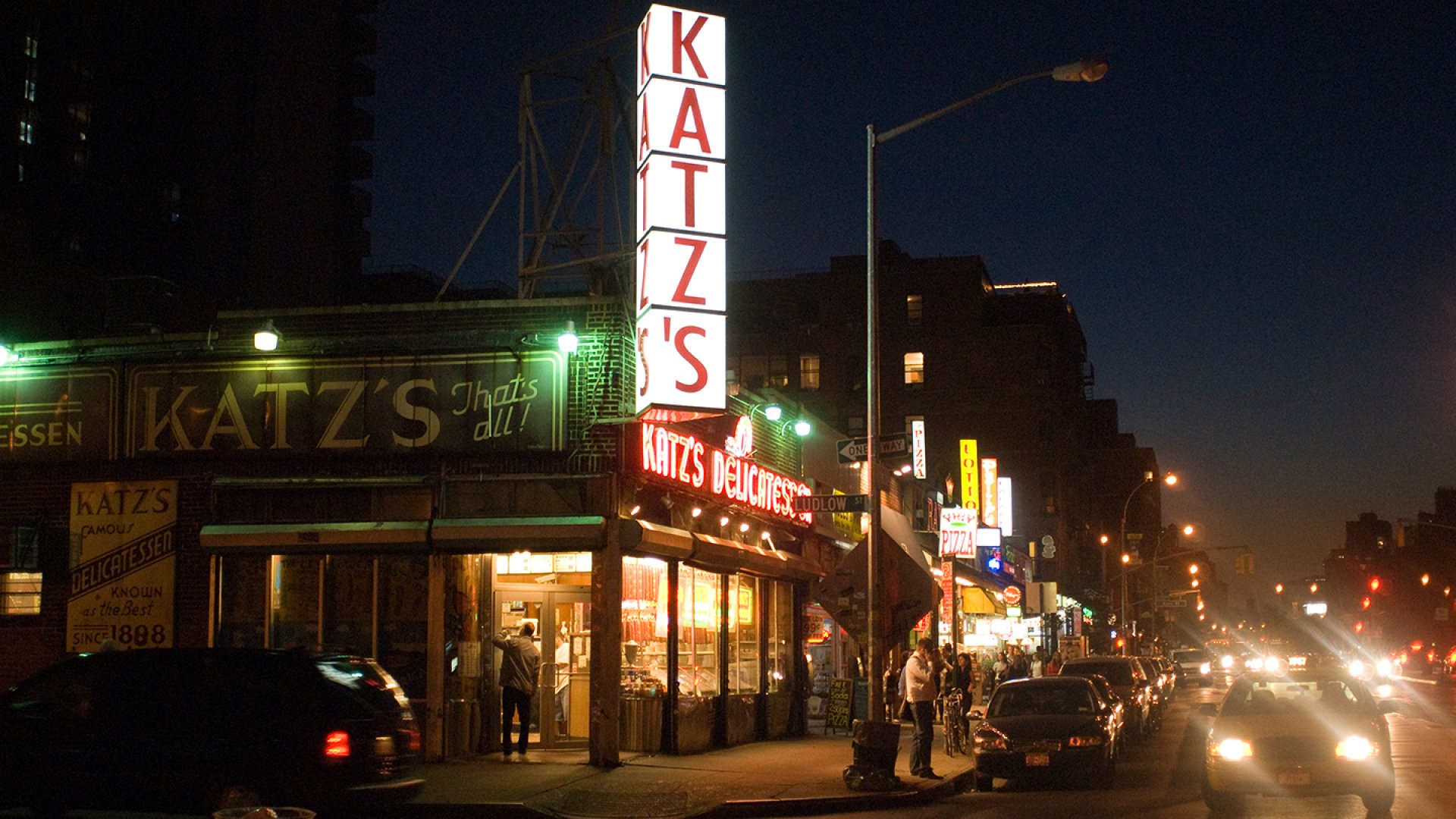 How Katz's Deli Stays in Business Against the Odds