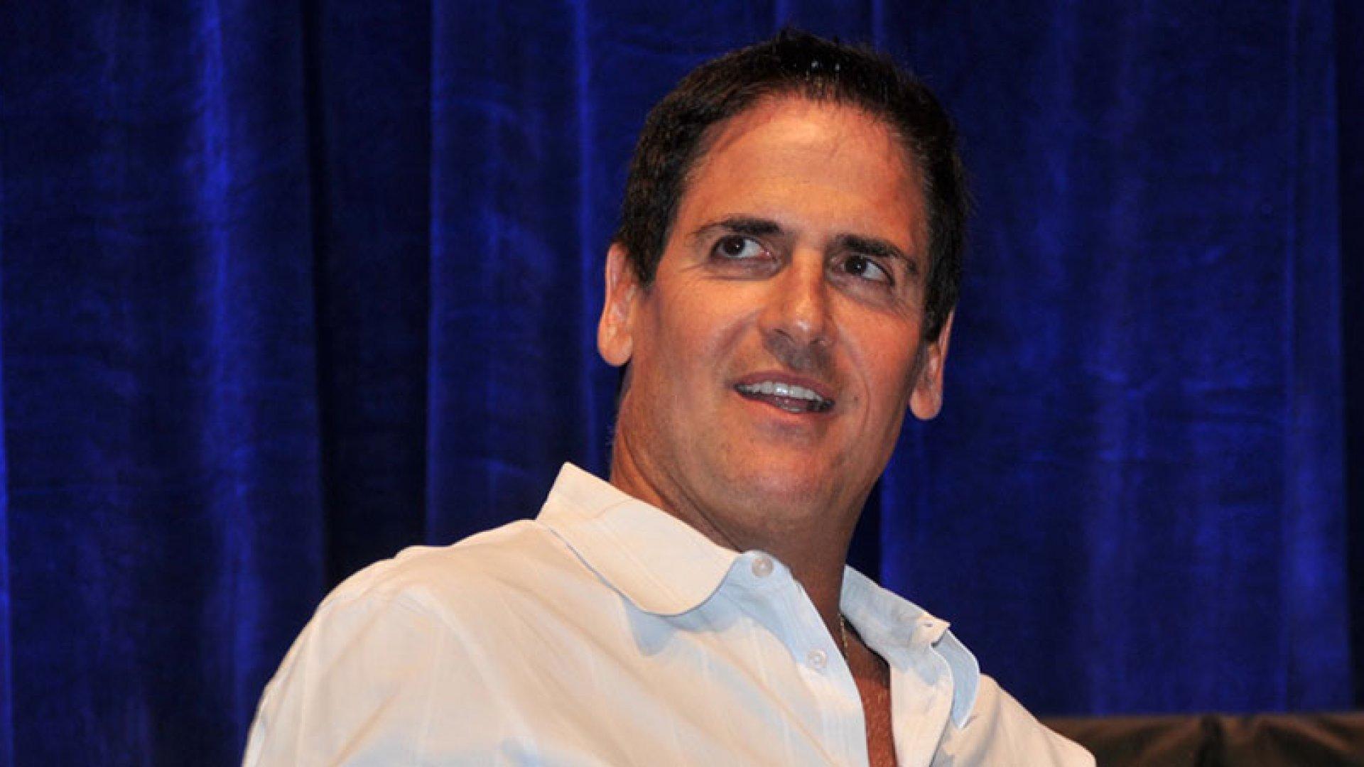 Mark Cuban Made <em>Shark Tank</em> Change Its Contracts