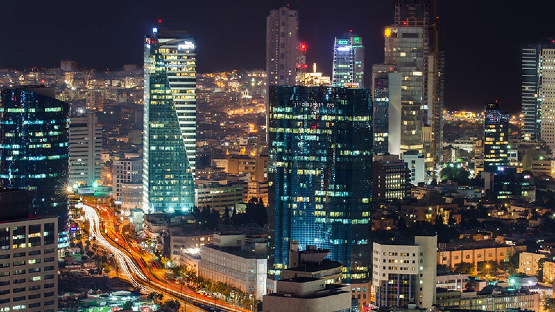 Tel Aviv: The Start-Up Holy Land