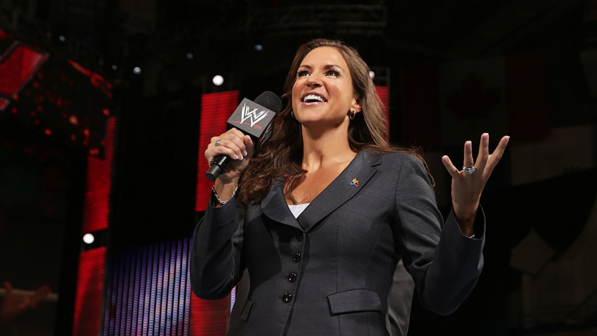 """Our fans are the secret to our success. They tell us what they like by cheering, they tell us what they don't like by booing, and worse, they tell us what they don't care about by being silent,"" Stephanie McMahon, WWE's Chief Brand Officer, tells Inc. 