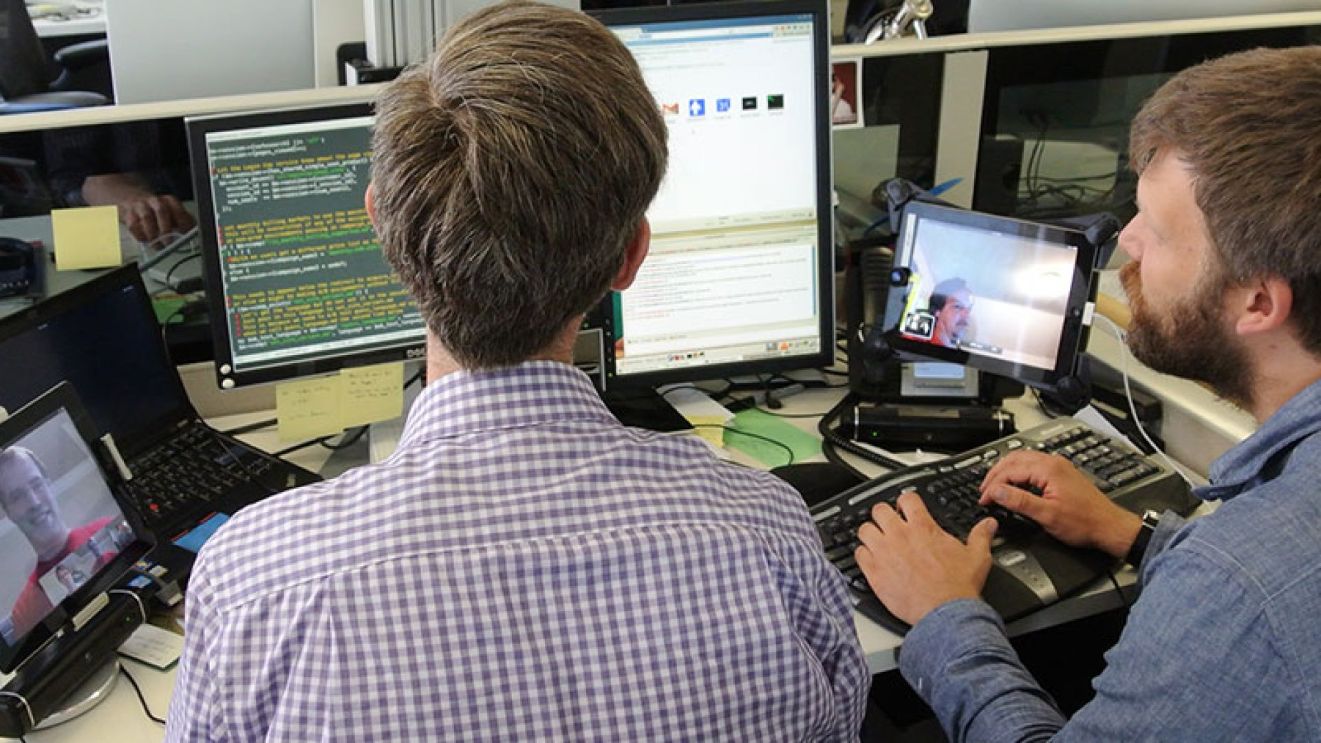 An All-Day Video Conference for Remote Workers: Crazy or Brilliant?