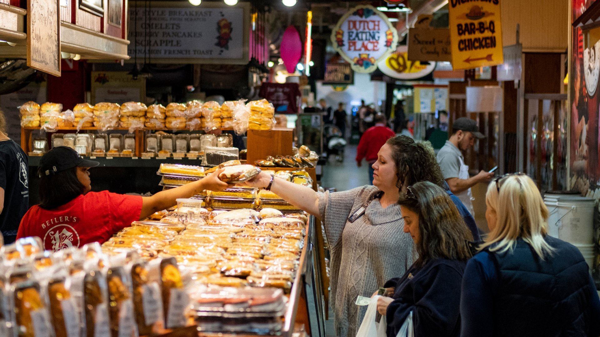 How a 126-Year-Old Philadelphia Market Beloved By Locals Brings in $60 Million From Tourists Every Year