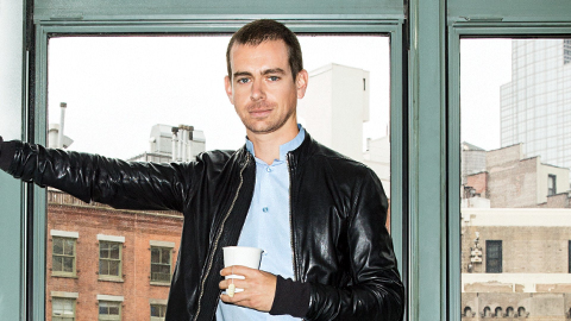 <b>BRING IT ON</b> Jack Dorsey anticipated early skepticism about Square and confronted it directly.