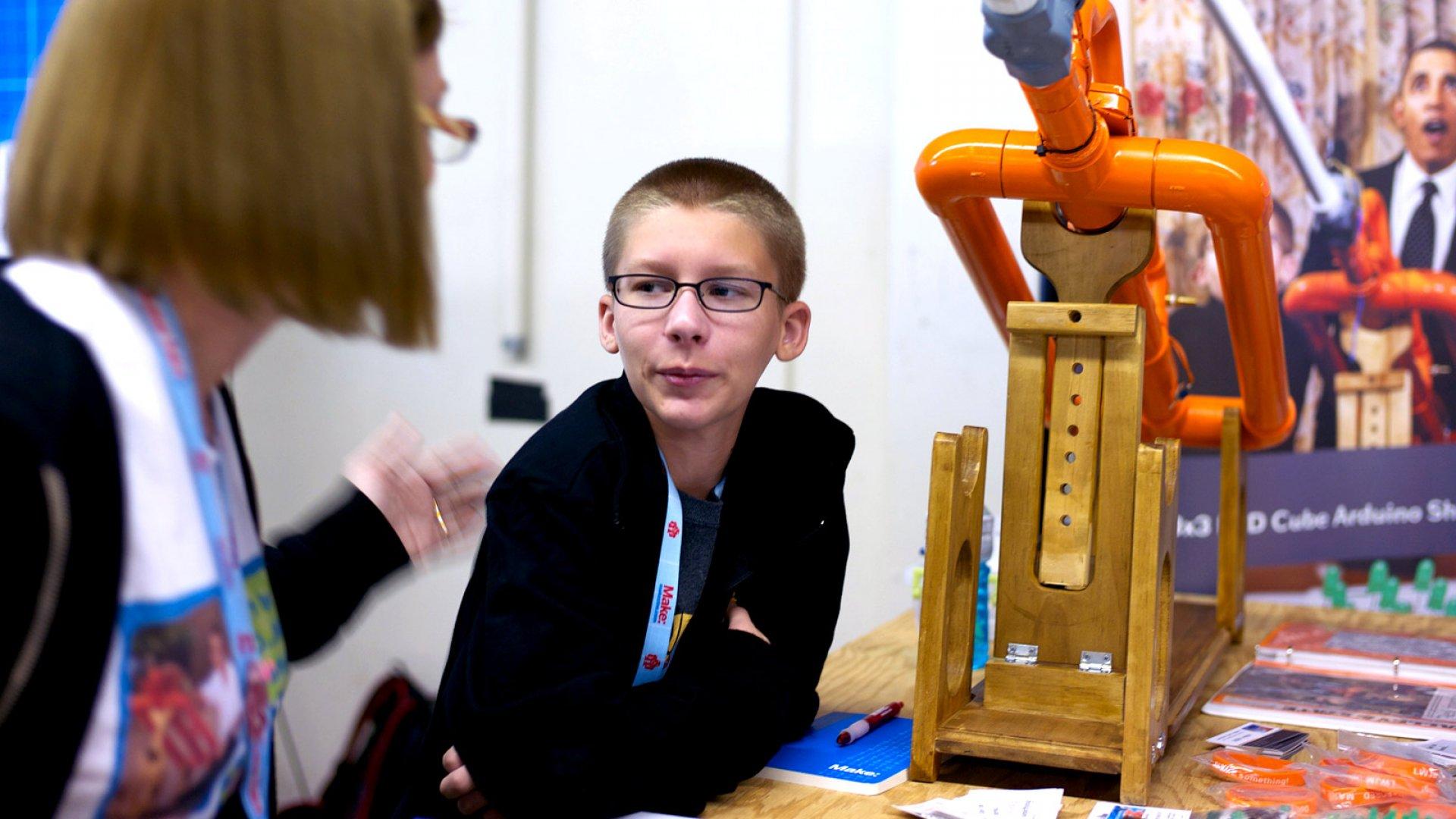 To Spur Entrepreneurship, STEM Education in the Spotlight