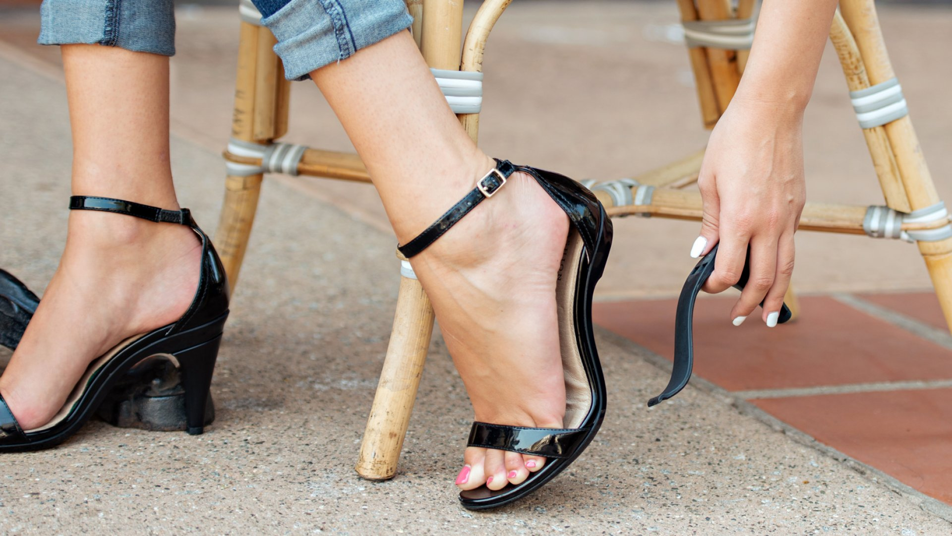 Pashion Footwear Launches Line of Shoes That Convert From High Heels to Flats
