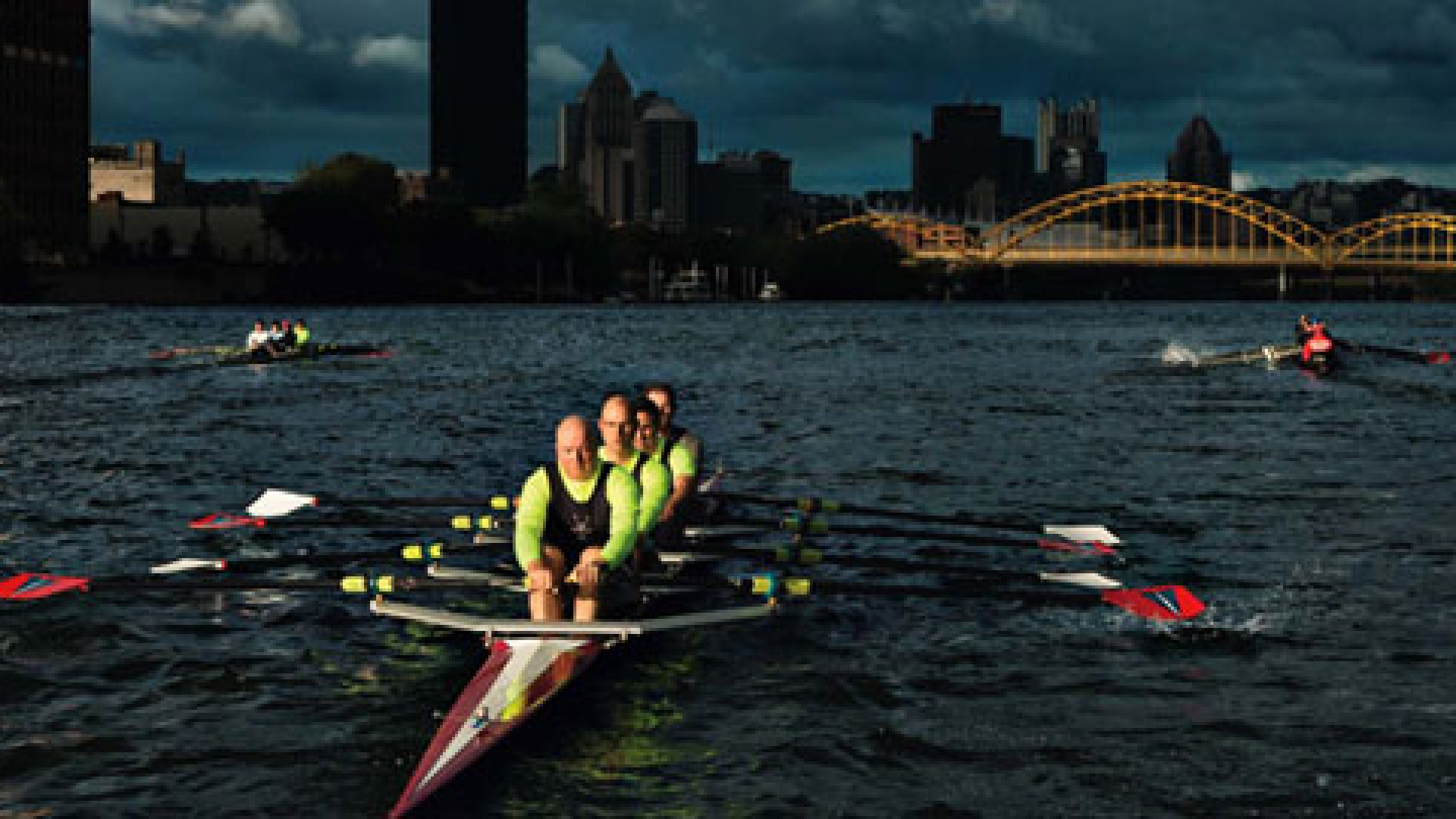 CEO Passions: Rowing