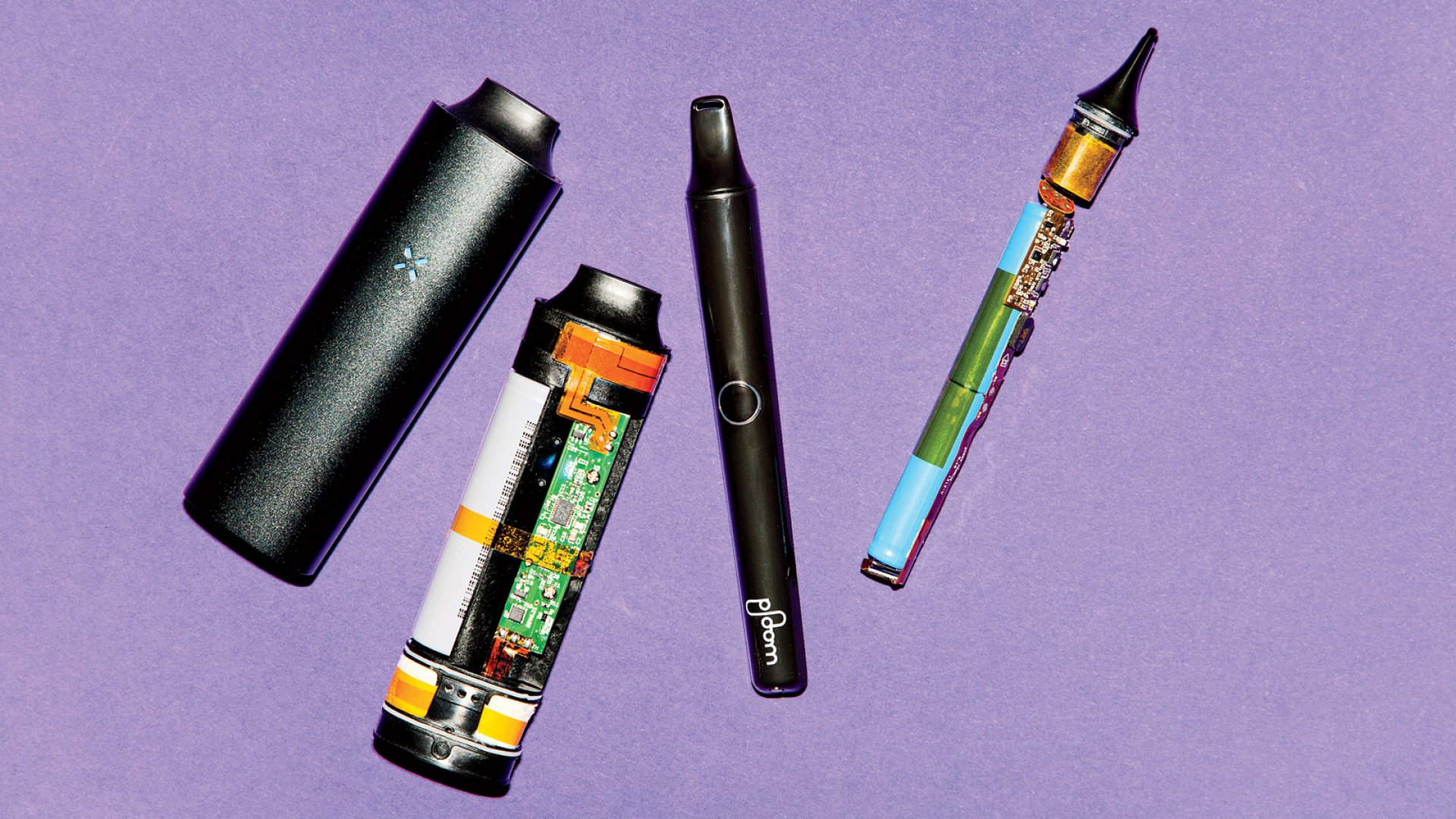 Inside the High-Tech Cigarette
