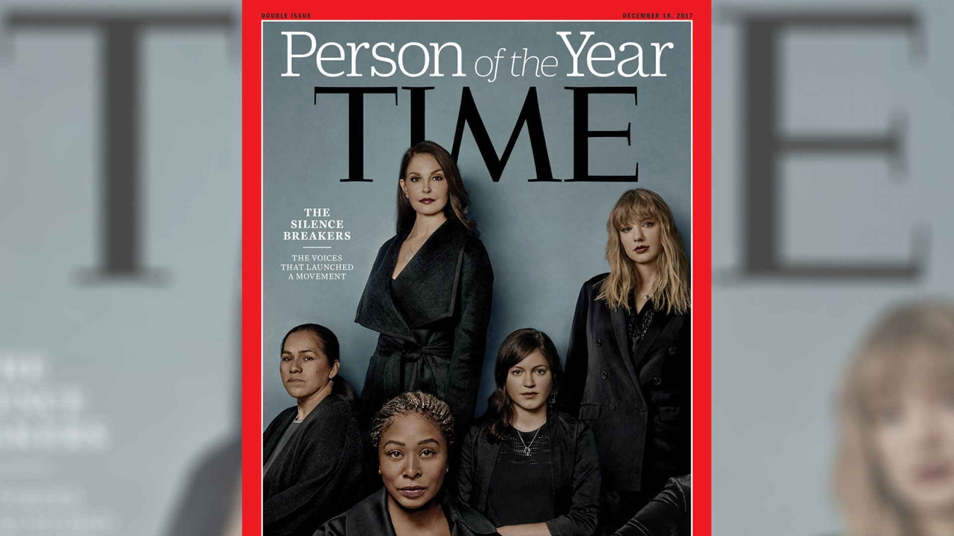 TIME's 2017 Person of the Year: The Silence Breakers.