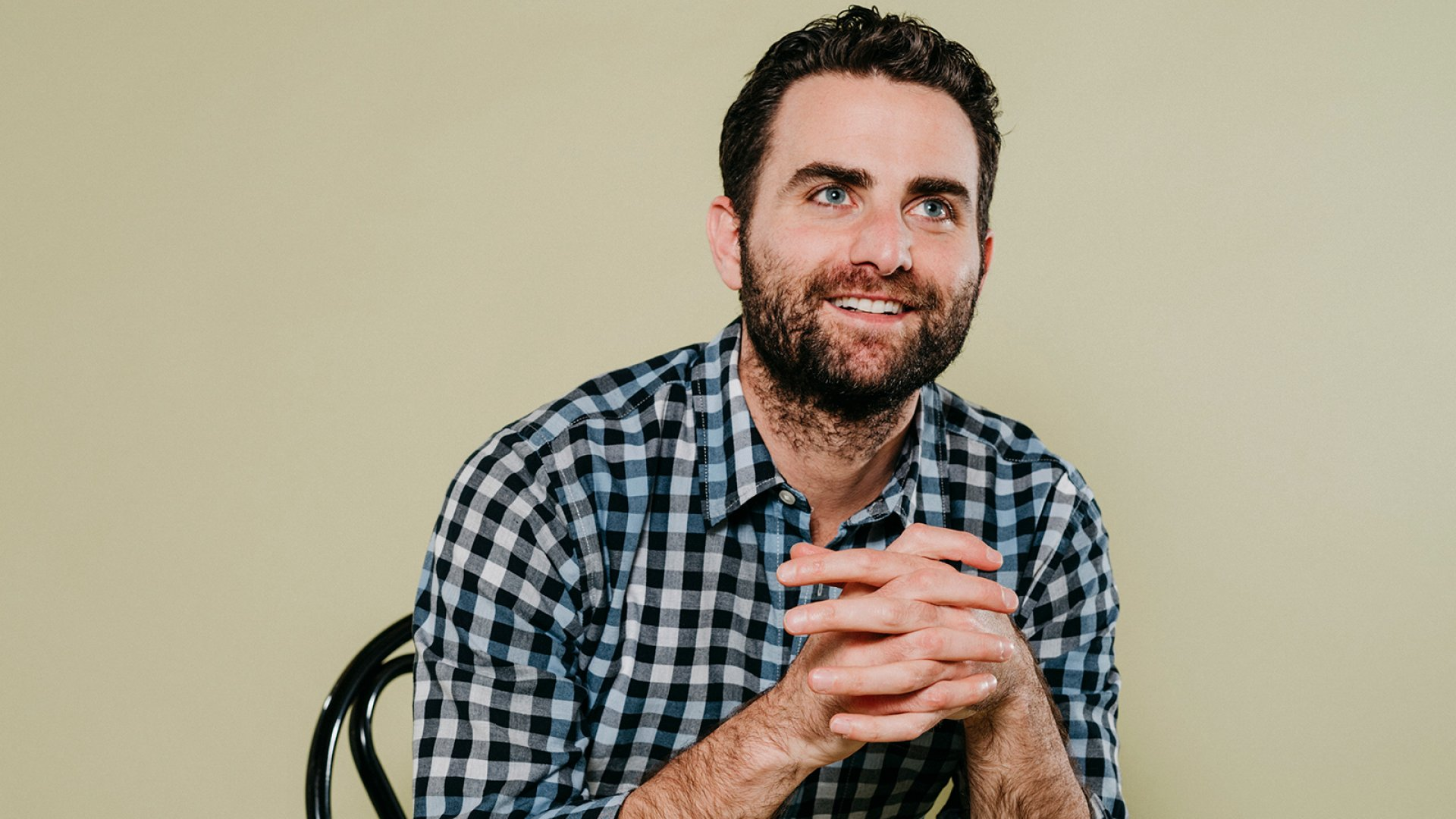 Peter Rahal, 31, is CEO of the Chicago-based RxBar, now a Kellogg subsidiary.