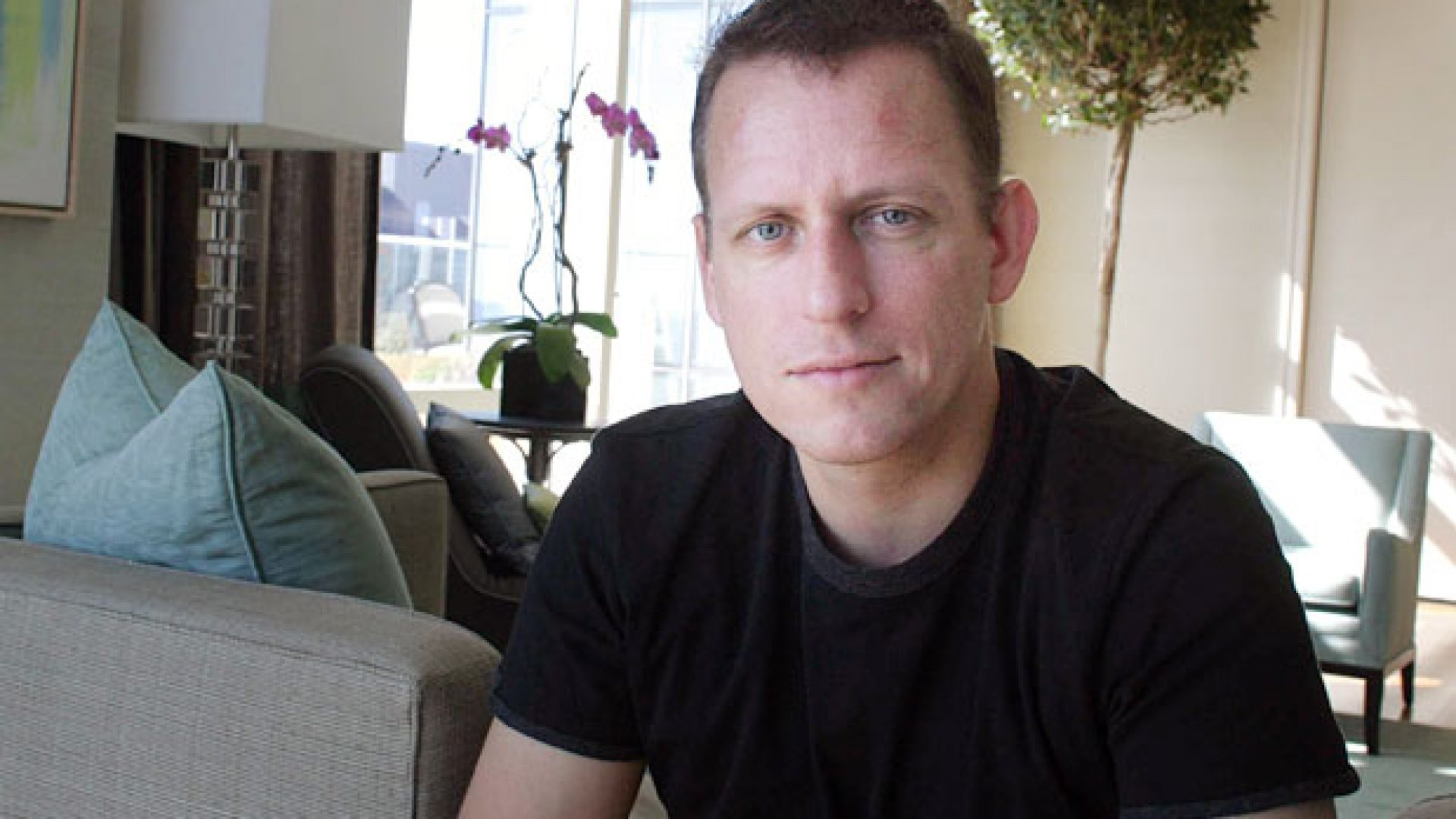 Peter Theil of PayPal