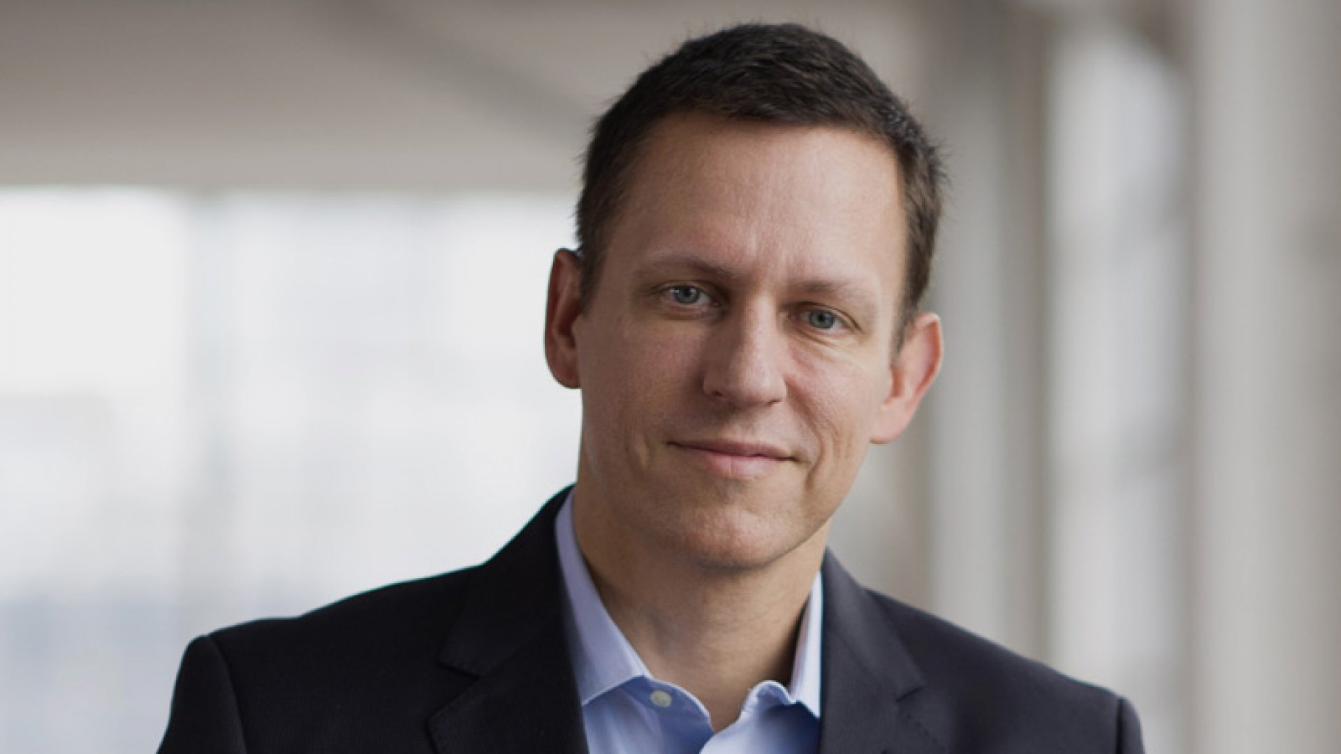 Peter Thiel Chased Off Stage By Angry UC Berkeley Protesters