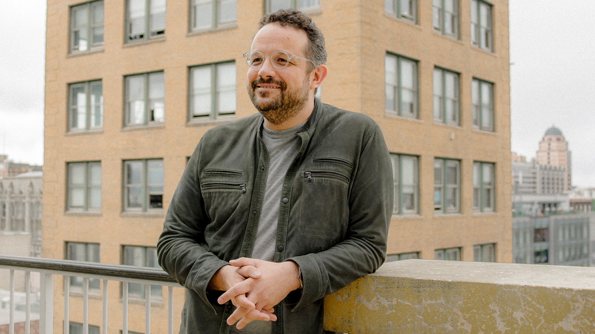 Phil Libin co-founded Redwood City, California-based Evernote in 2007 and stepped down as CEO in 2015. He's now managing director at VC firm General Catalyst.